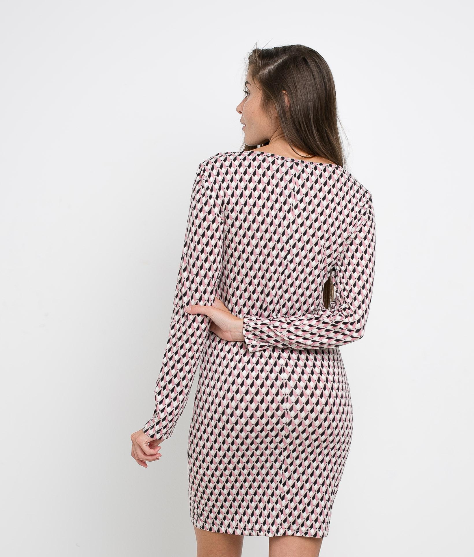 DRESS TRILA - PINK