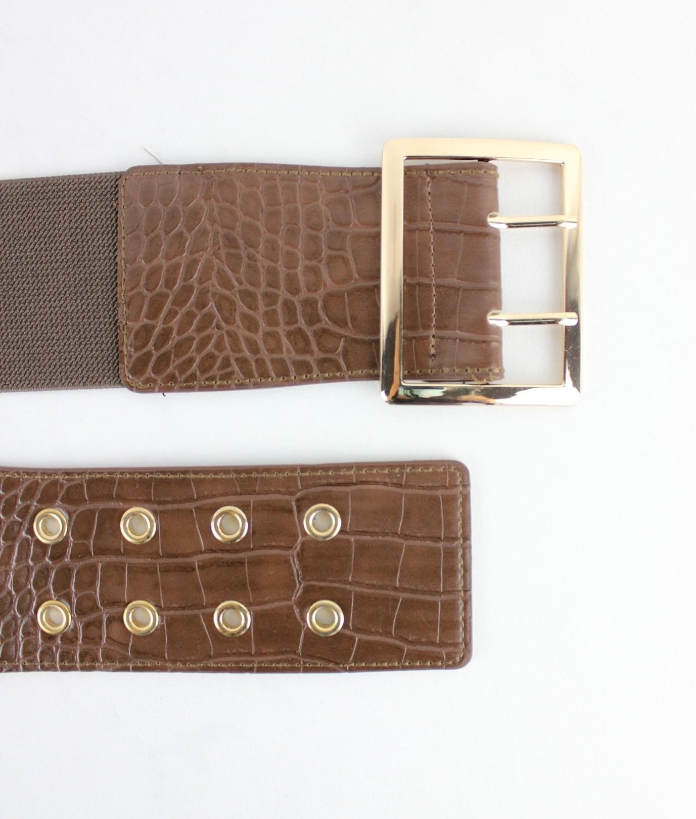 Belt Vega - Brown