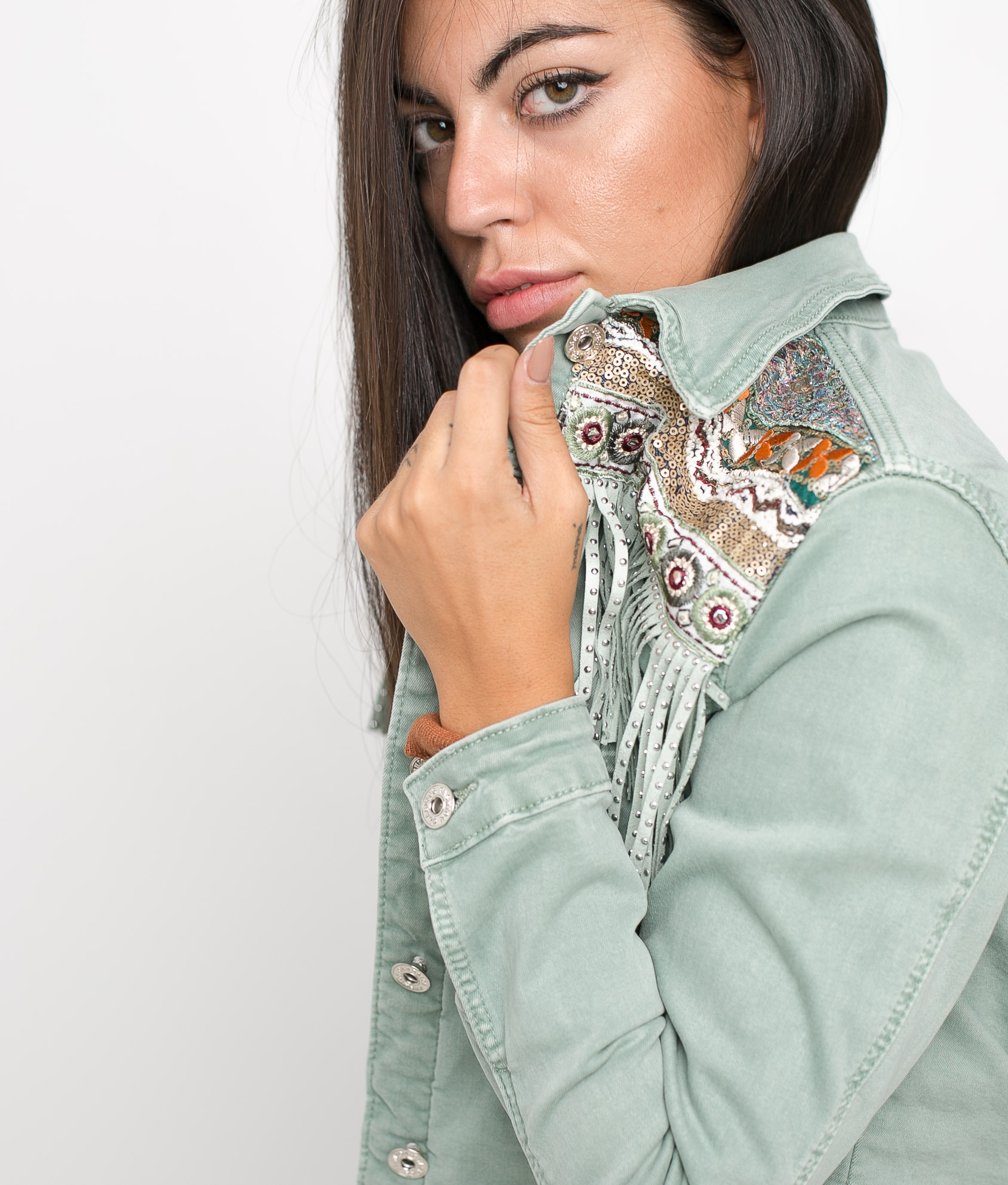 Munagu jacket - Green