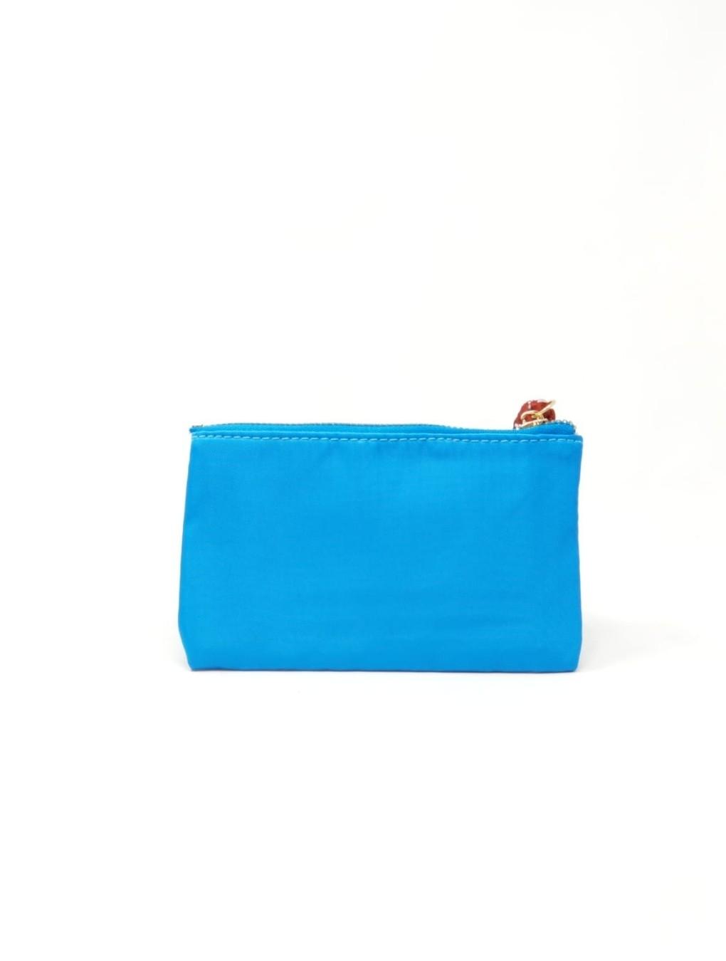 JIE PURSE - TURQUOISE BLUE