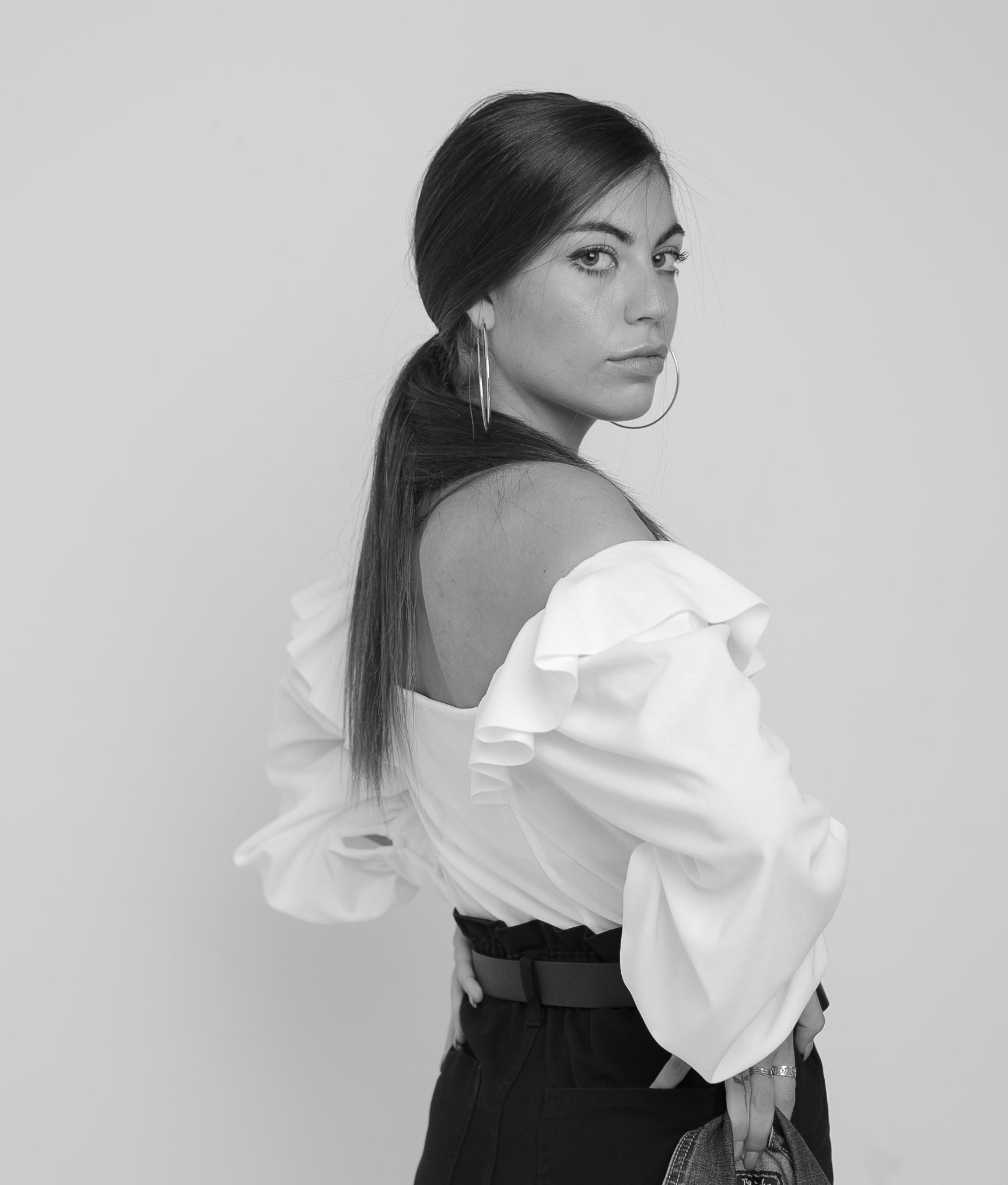 Bolony top - White