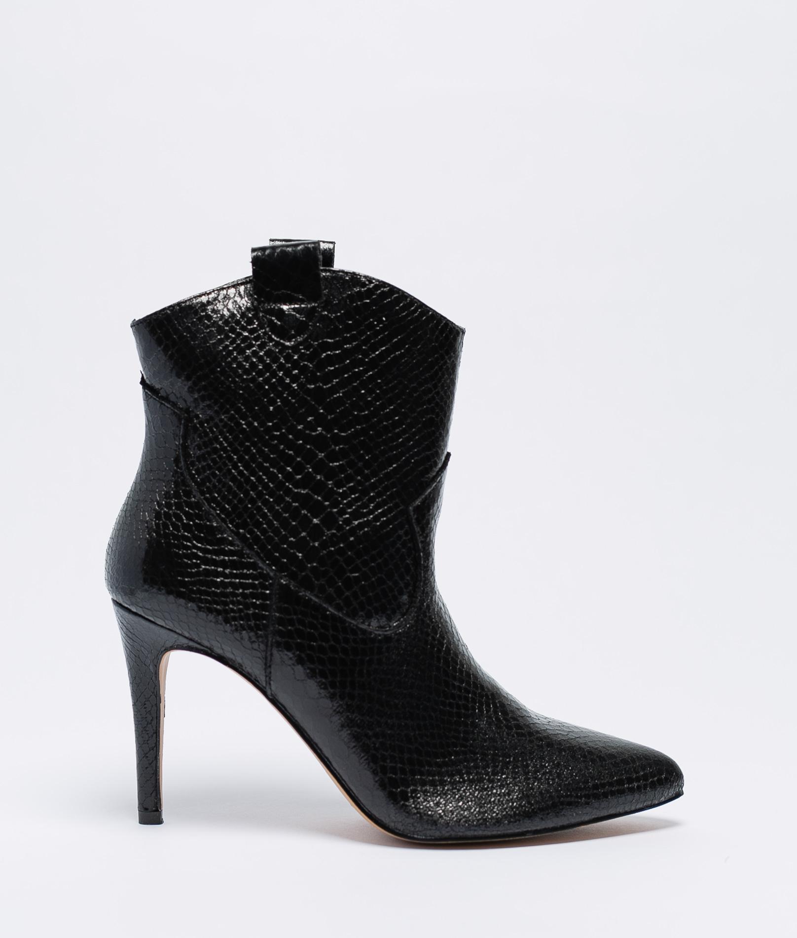 Arbei Low Boot - Black