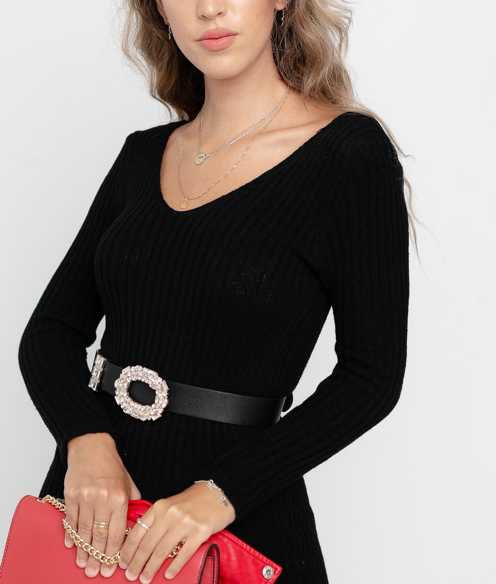 Artabi Dress - Black
