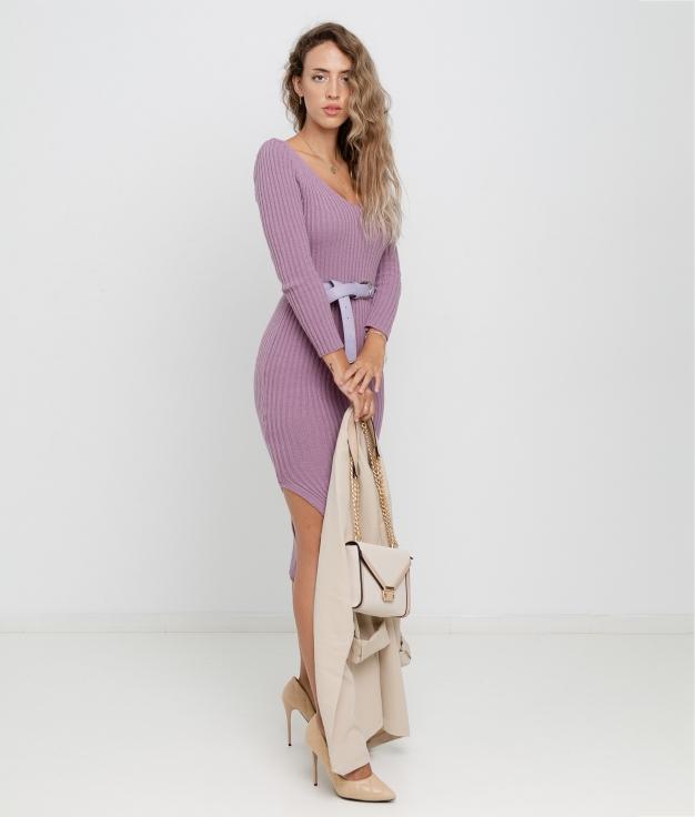 Vestido Artabi - Lila