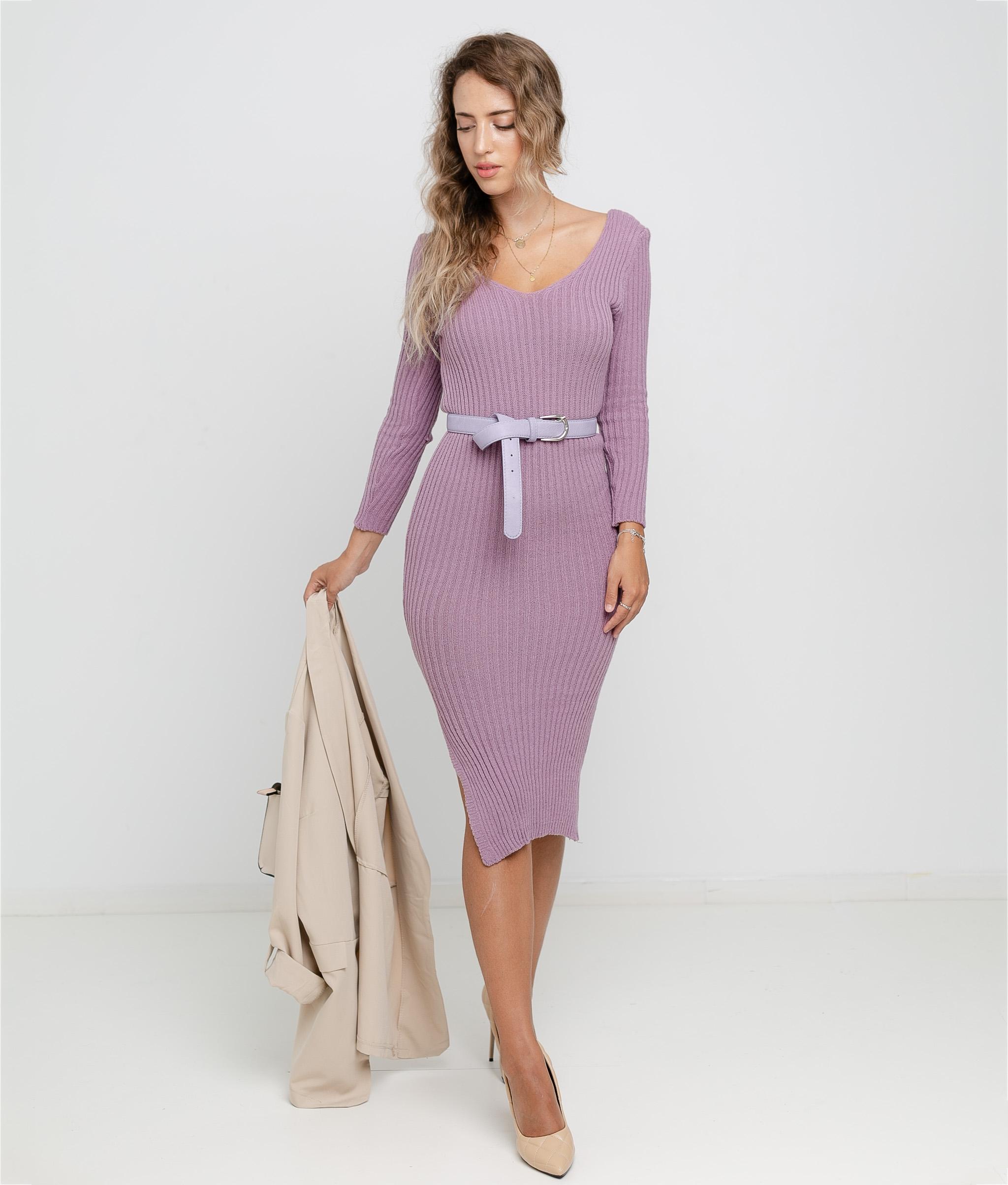 Artabi Dress - Purple