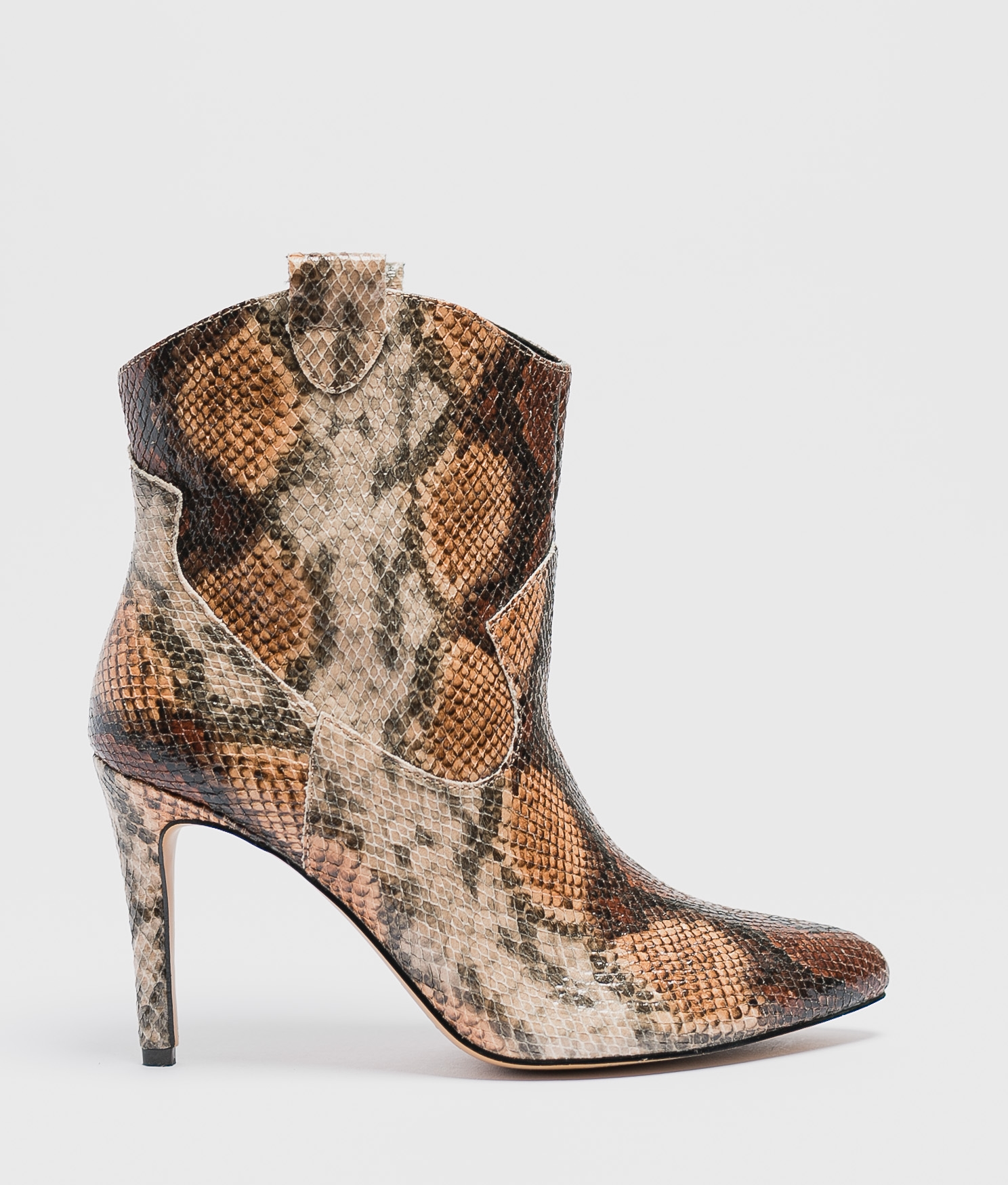 Arbei Low Boot - Brown