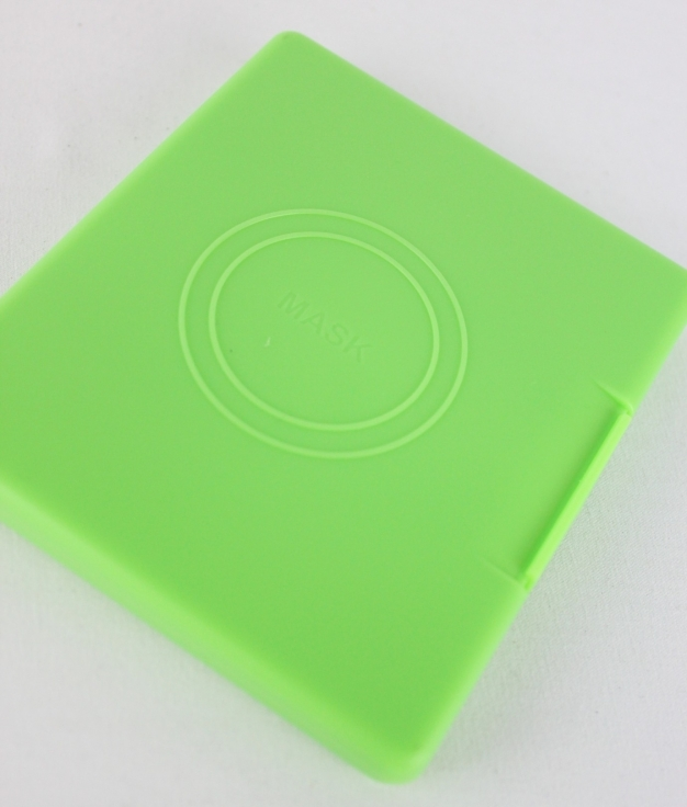 Porta Mascarilla España - Verde