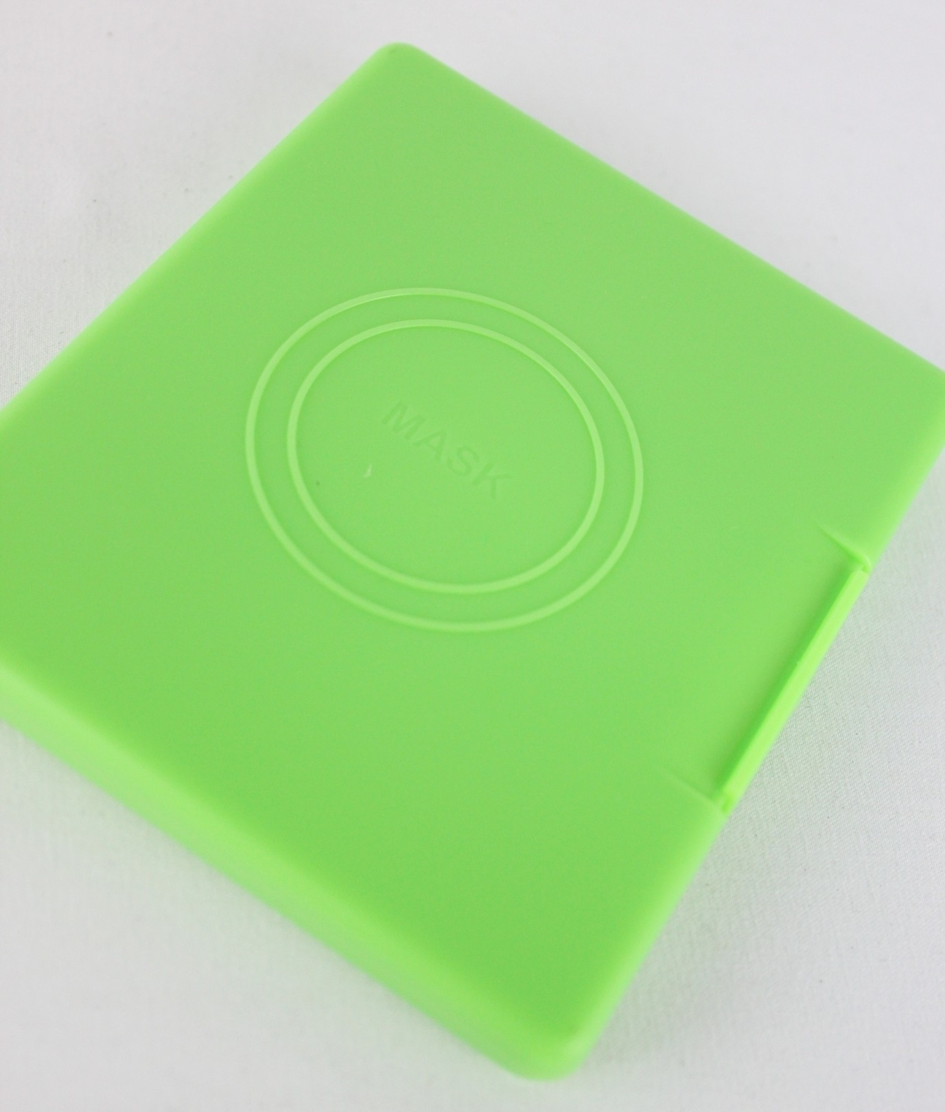 Porta Mascara España - Verde