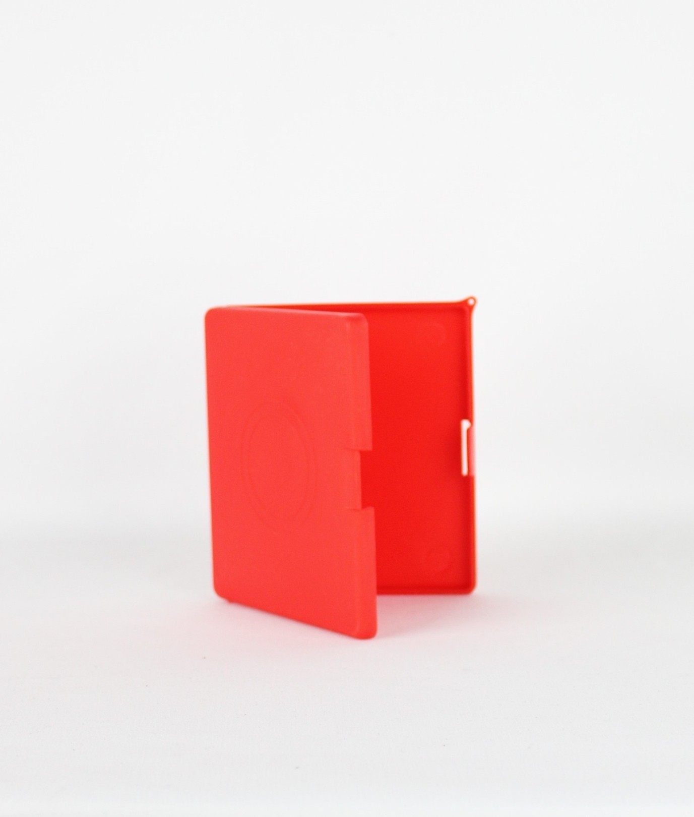 Porta Mascara España - Vermelho