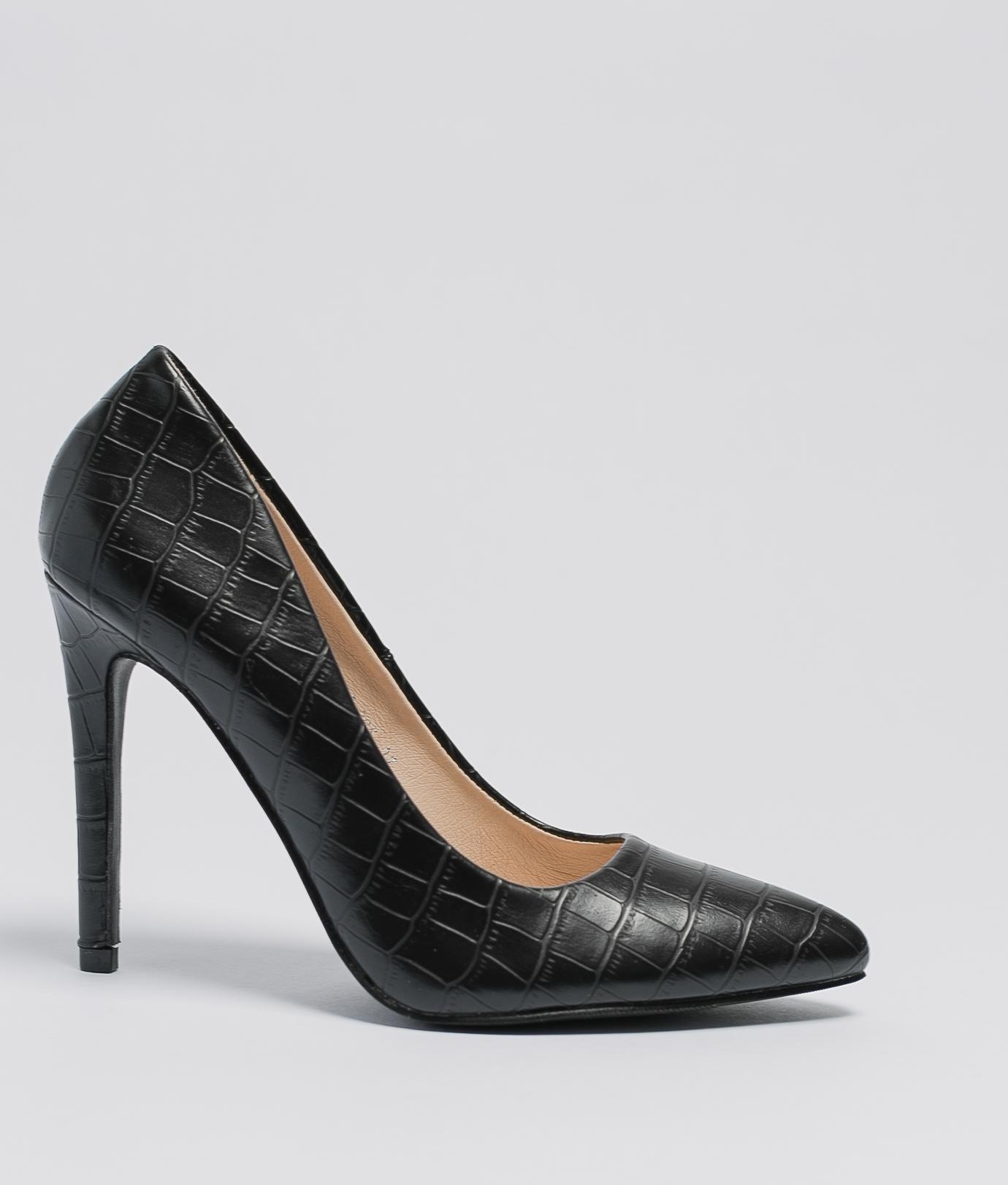 Zapato Ebana - Preto
