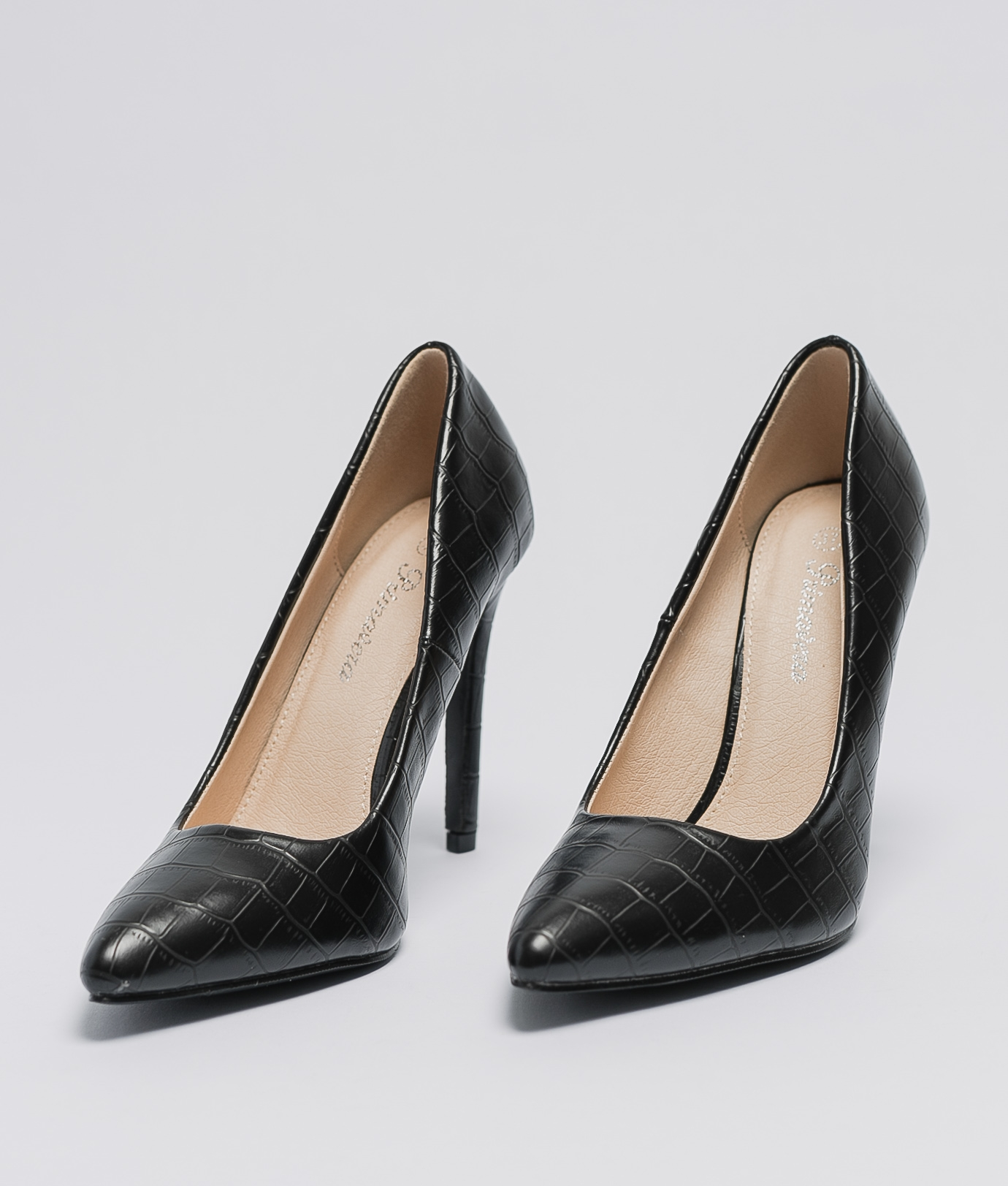 Zapato Ebana - Nero