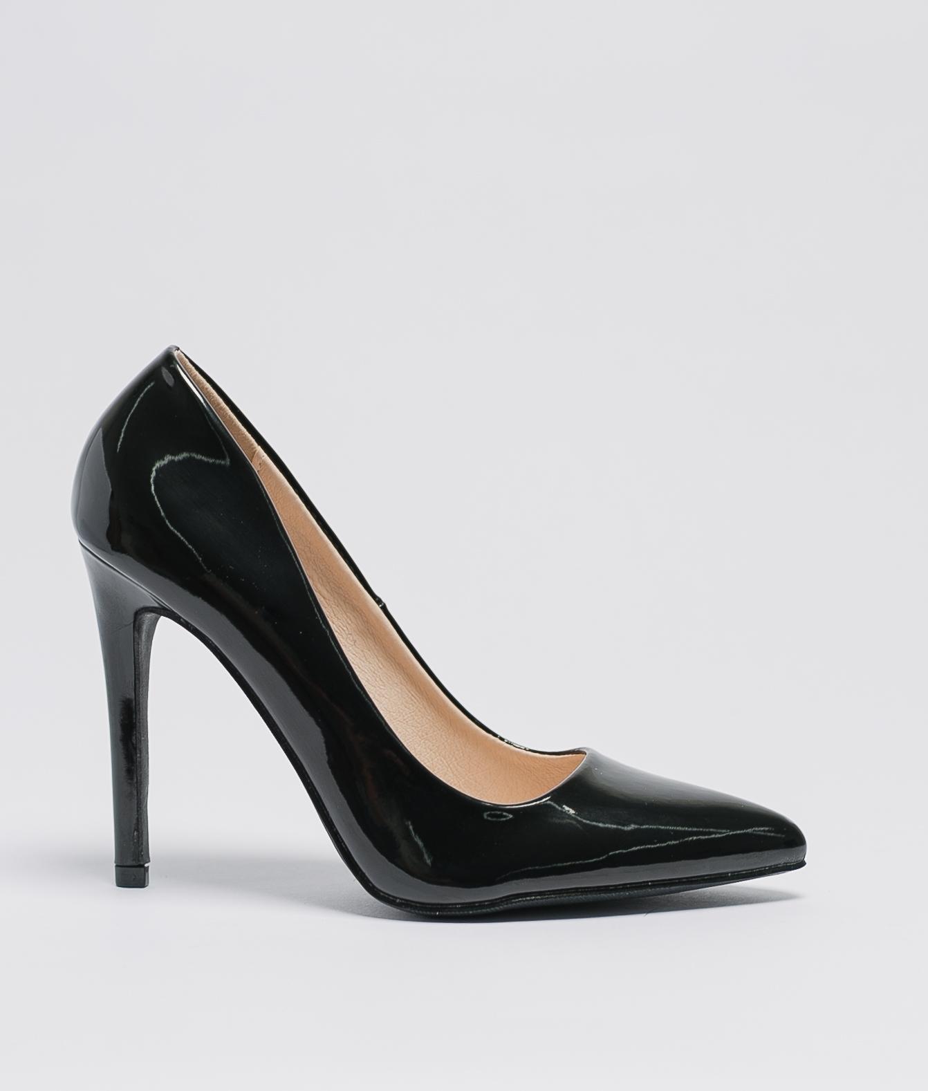 Zapato Chak - Noir