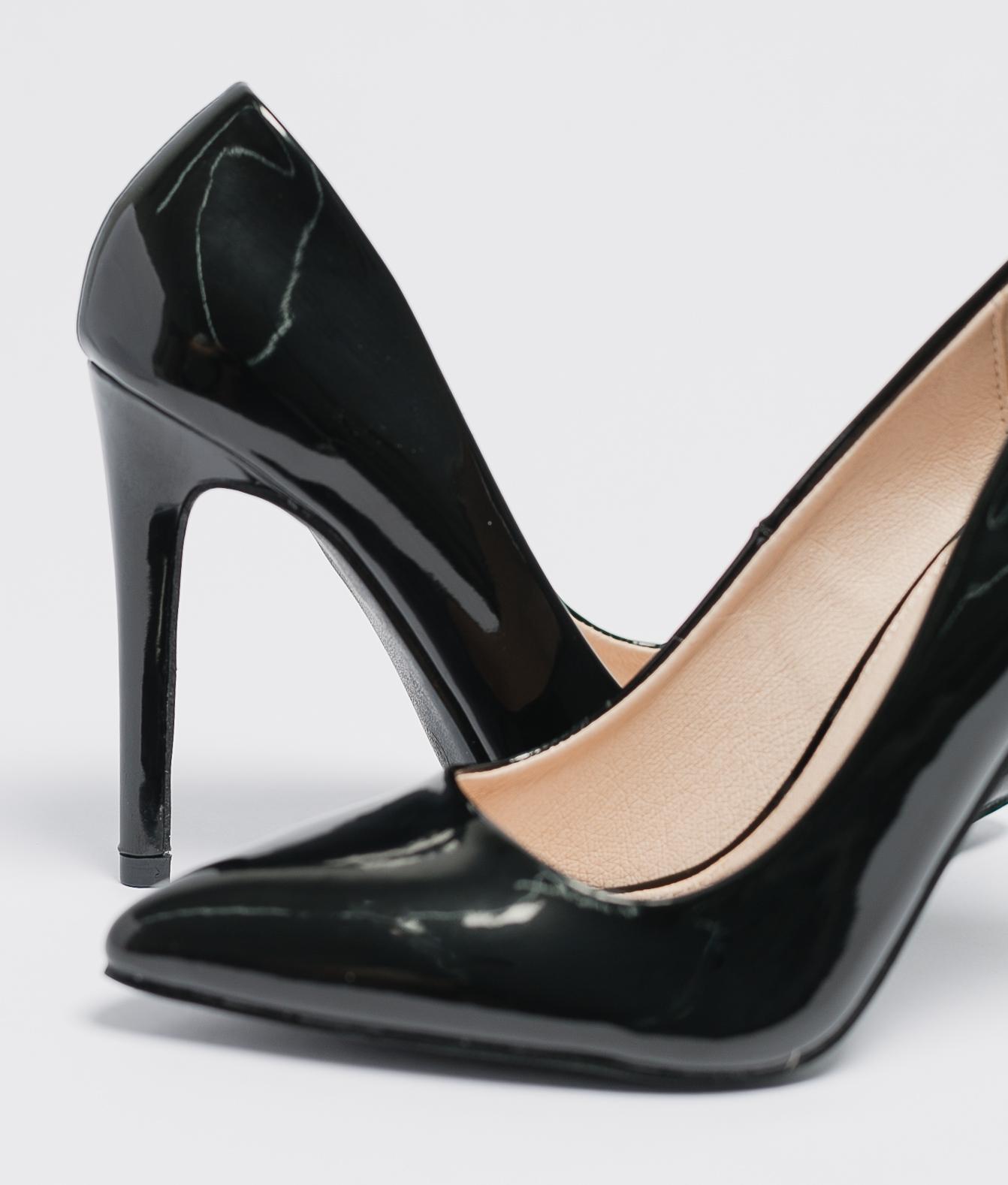 Zapato Chak - Nero