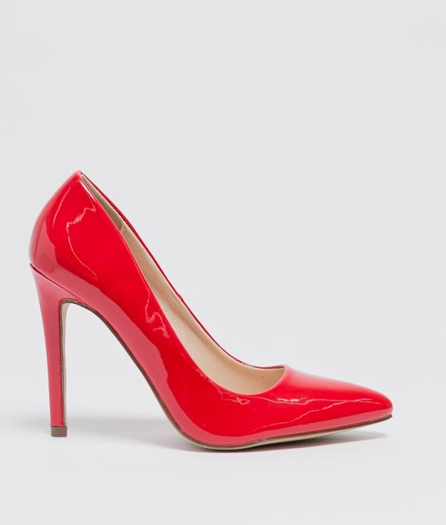 Zapato Chak - Vermelho