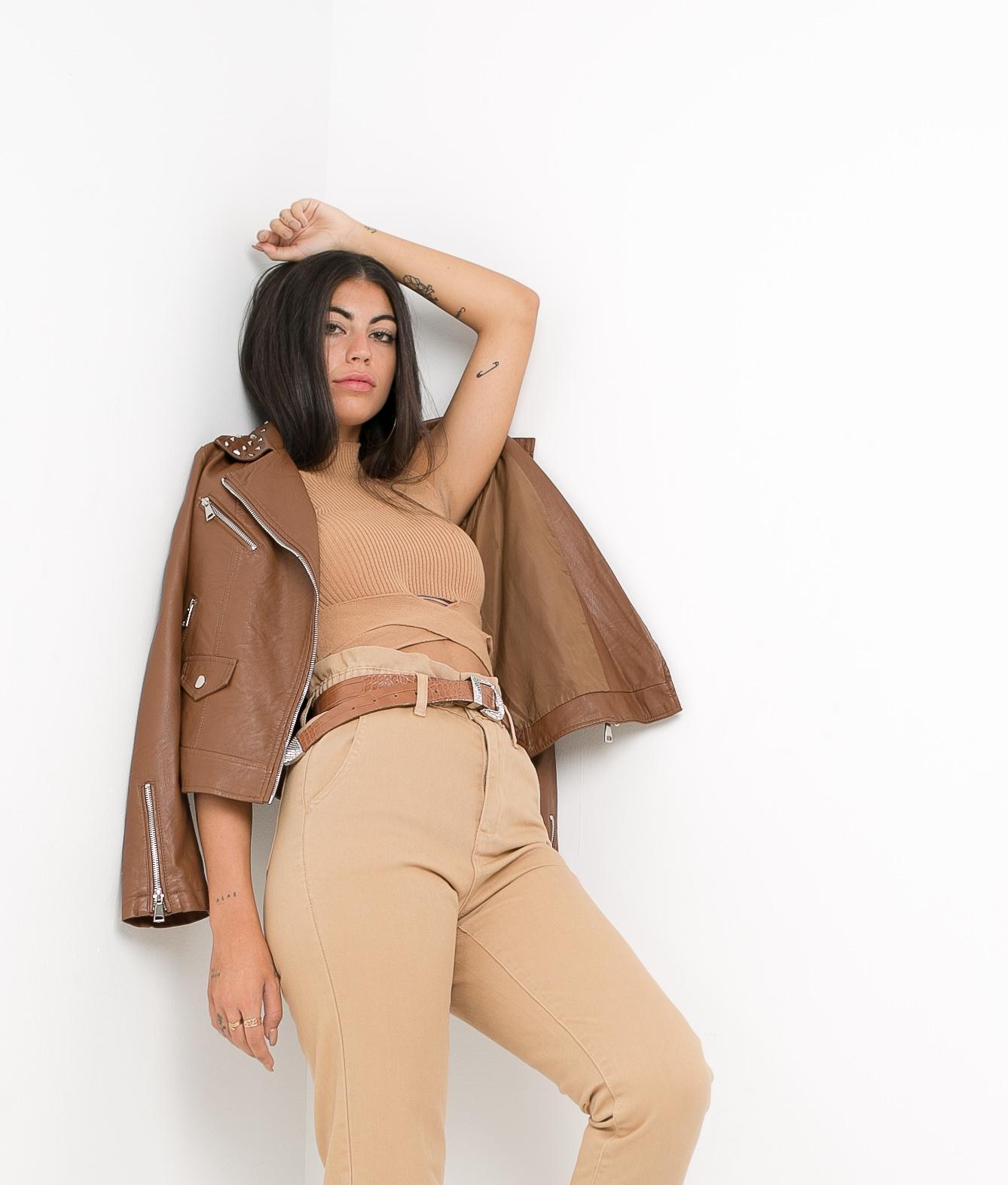 Octavia jacket - Camel