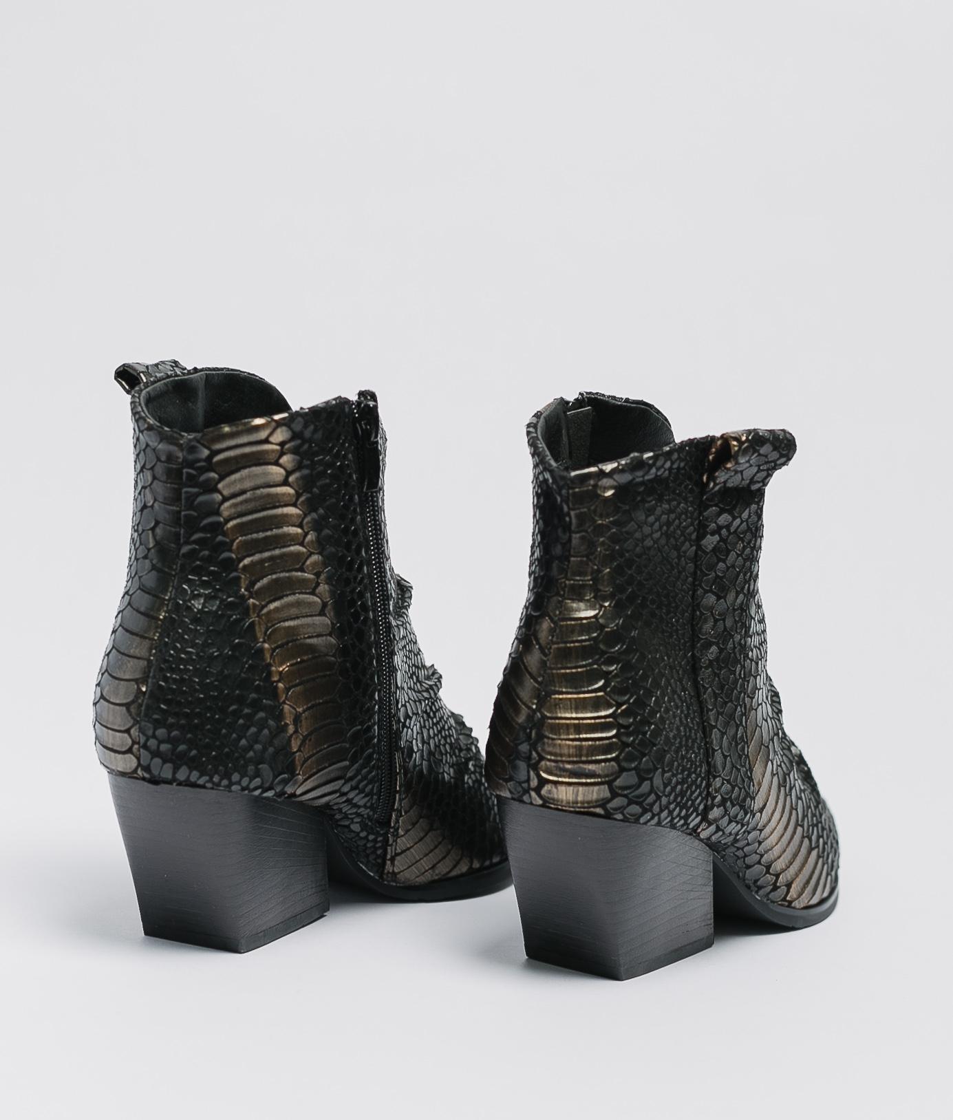 Boot Petite Claudy - Noir
