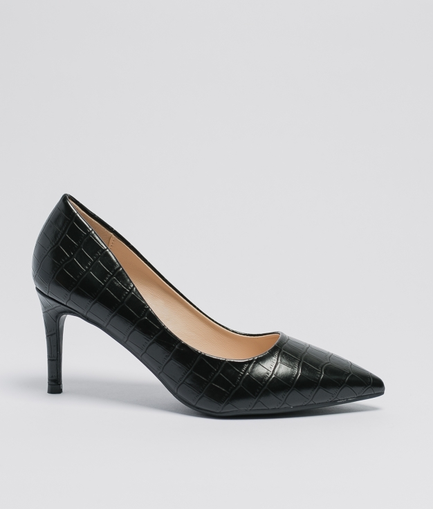 Zapato Gisele - Noir