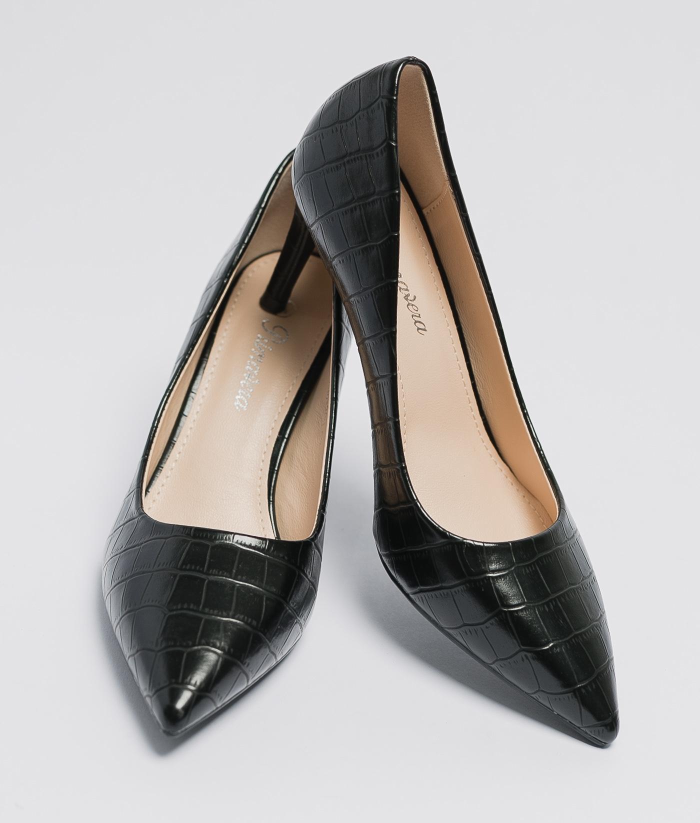 Zapato Gisele - Nero