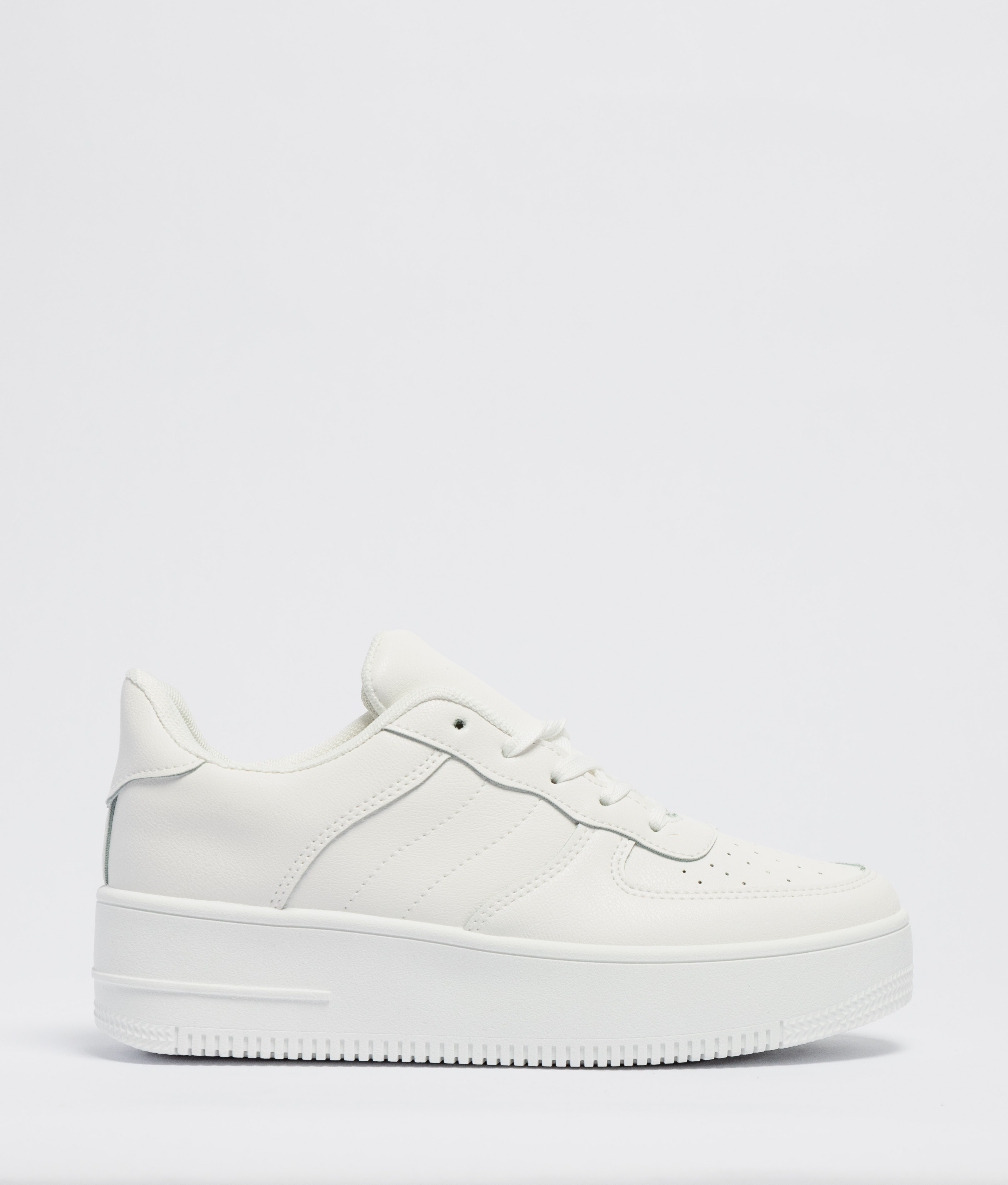 Sneakers Maely - Bianco