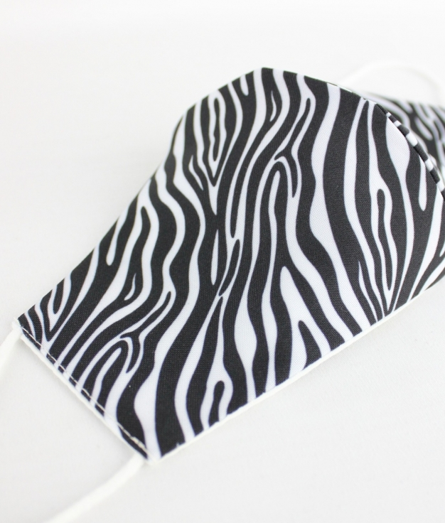 Mascara Yesitex - Zebra CG