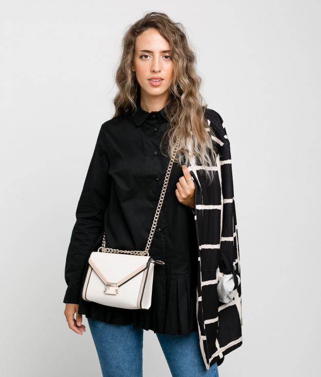 NURIBE DRESS - BLACK