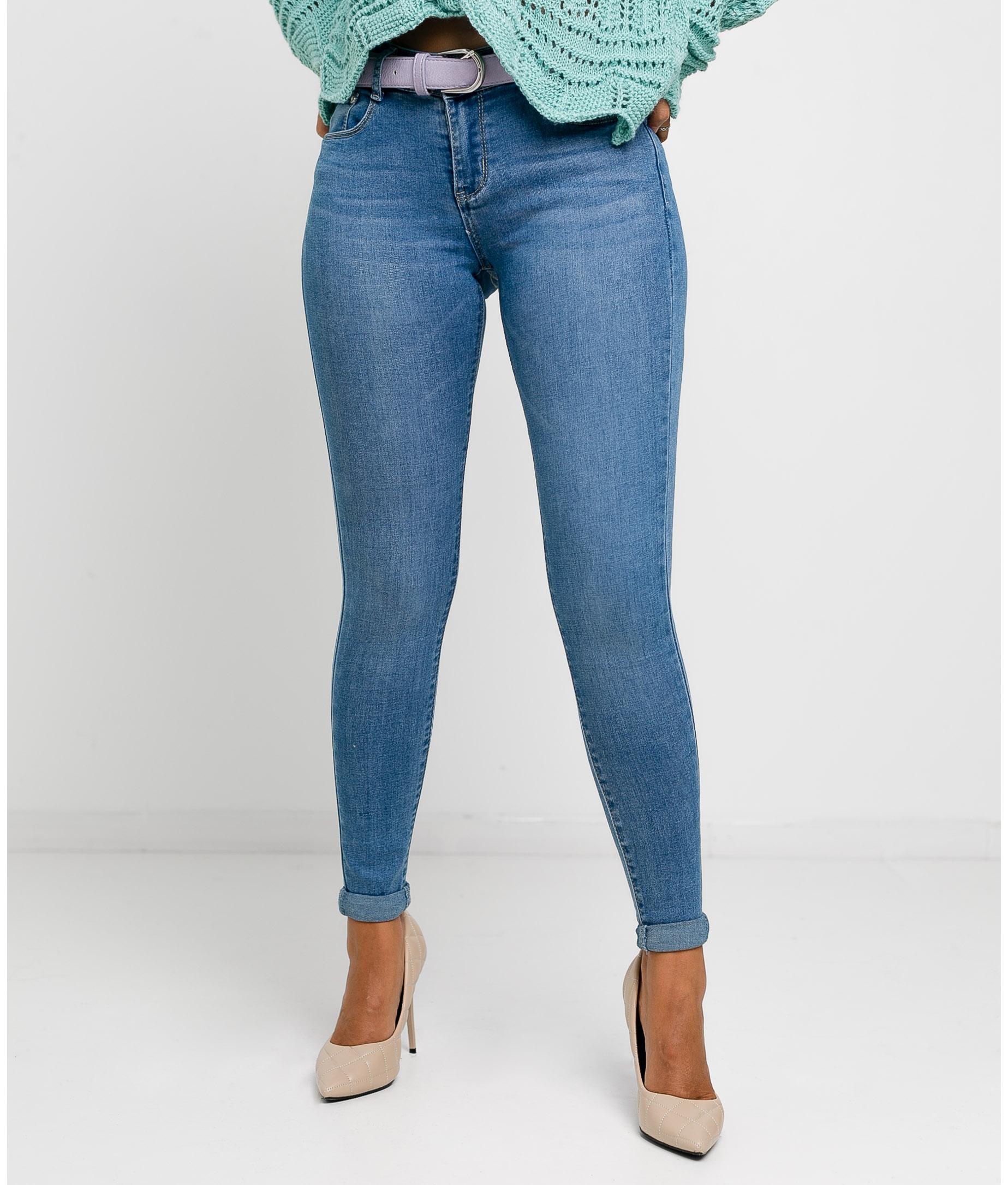 Pantaloni Osaki - Denim
