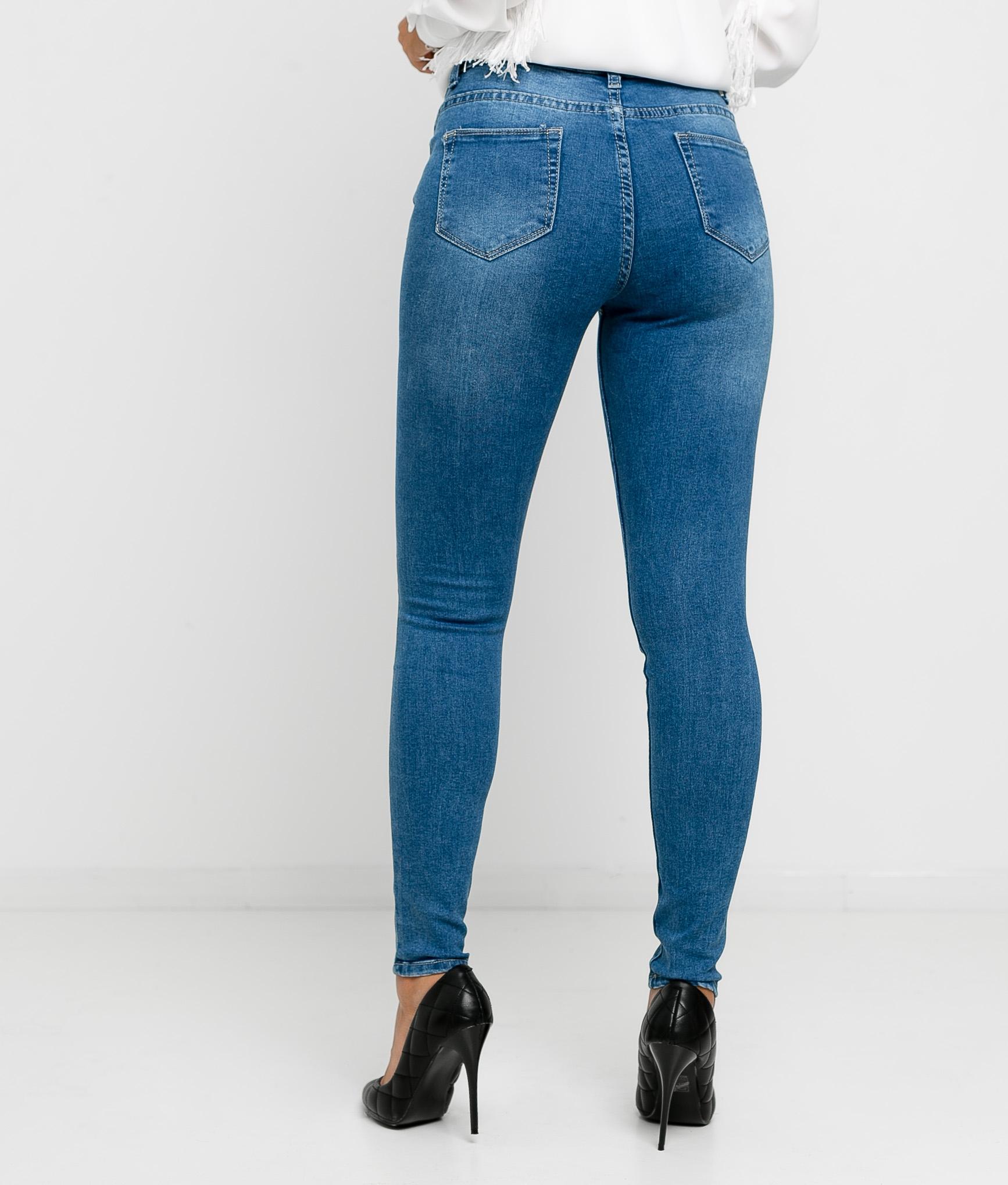 Pantaloni Komatsu - Denim