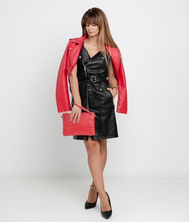 MACAIBO DRESS - BLACK
