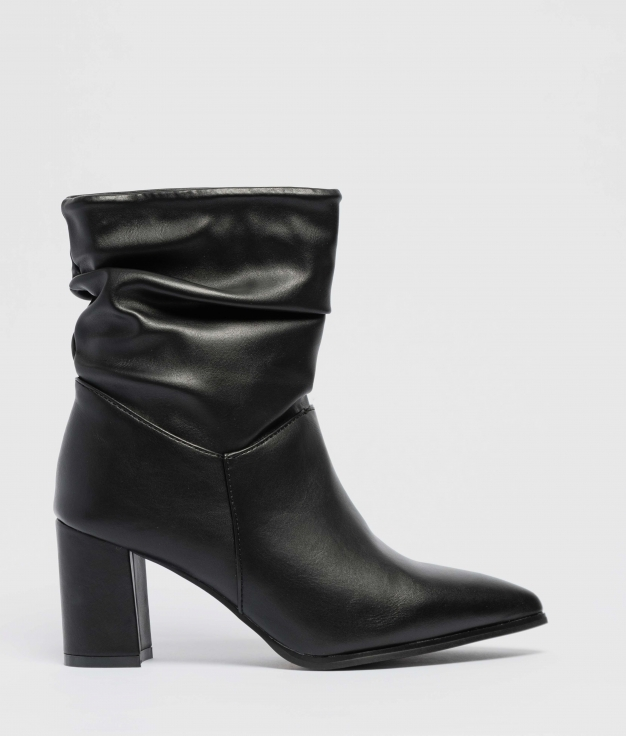 Bulary Low Boot - Black