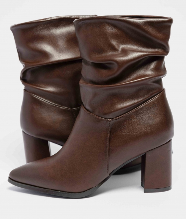 Boot Petite Bulary - Marron