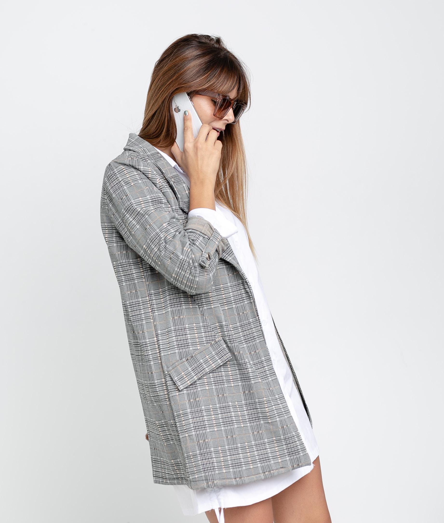 Blazer Aritemi - Grey