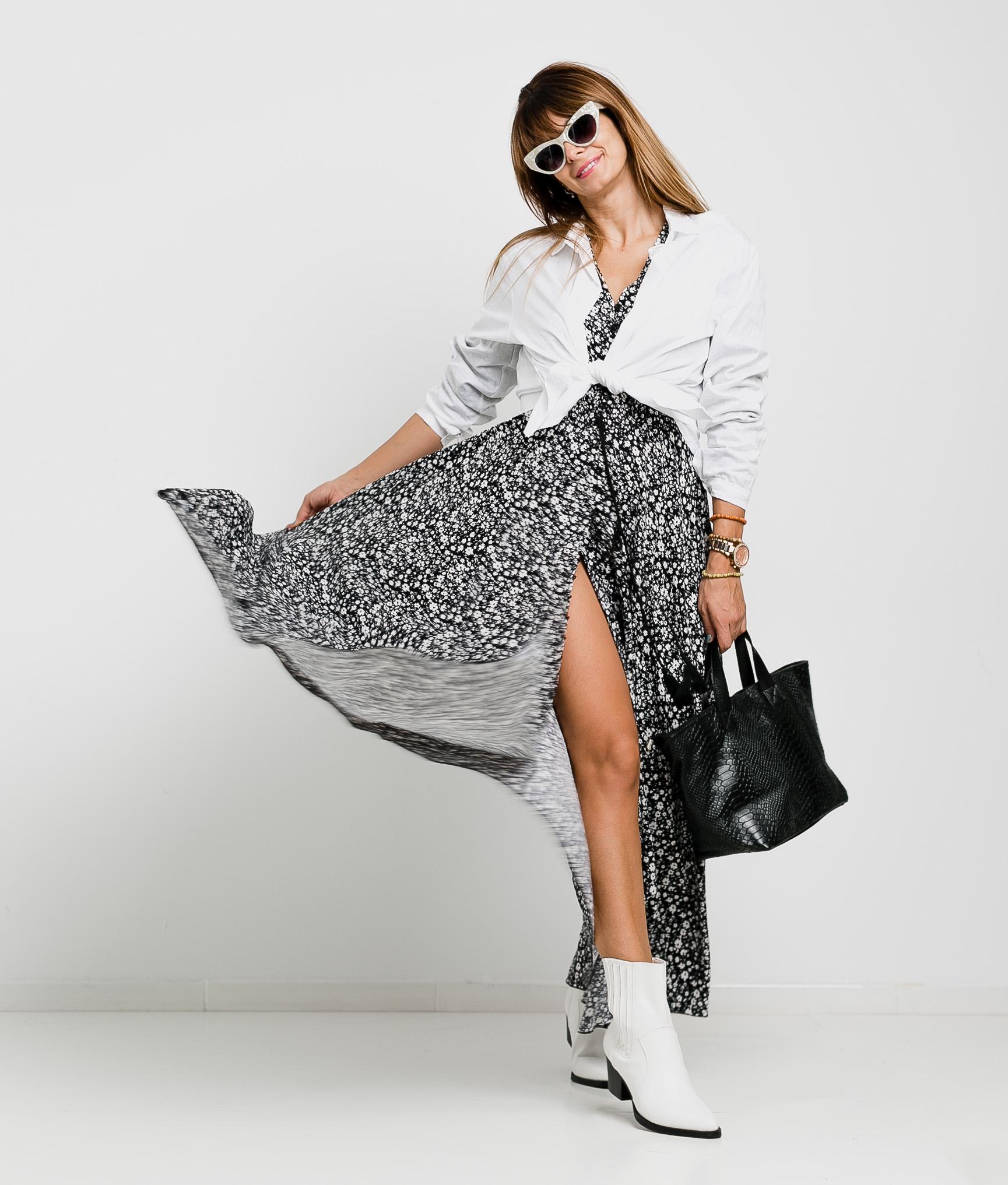 Vestido Nigiri - Preto