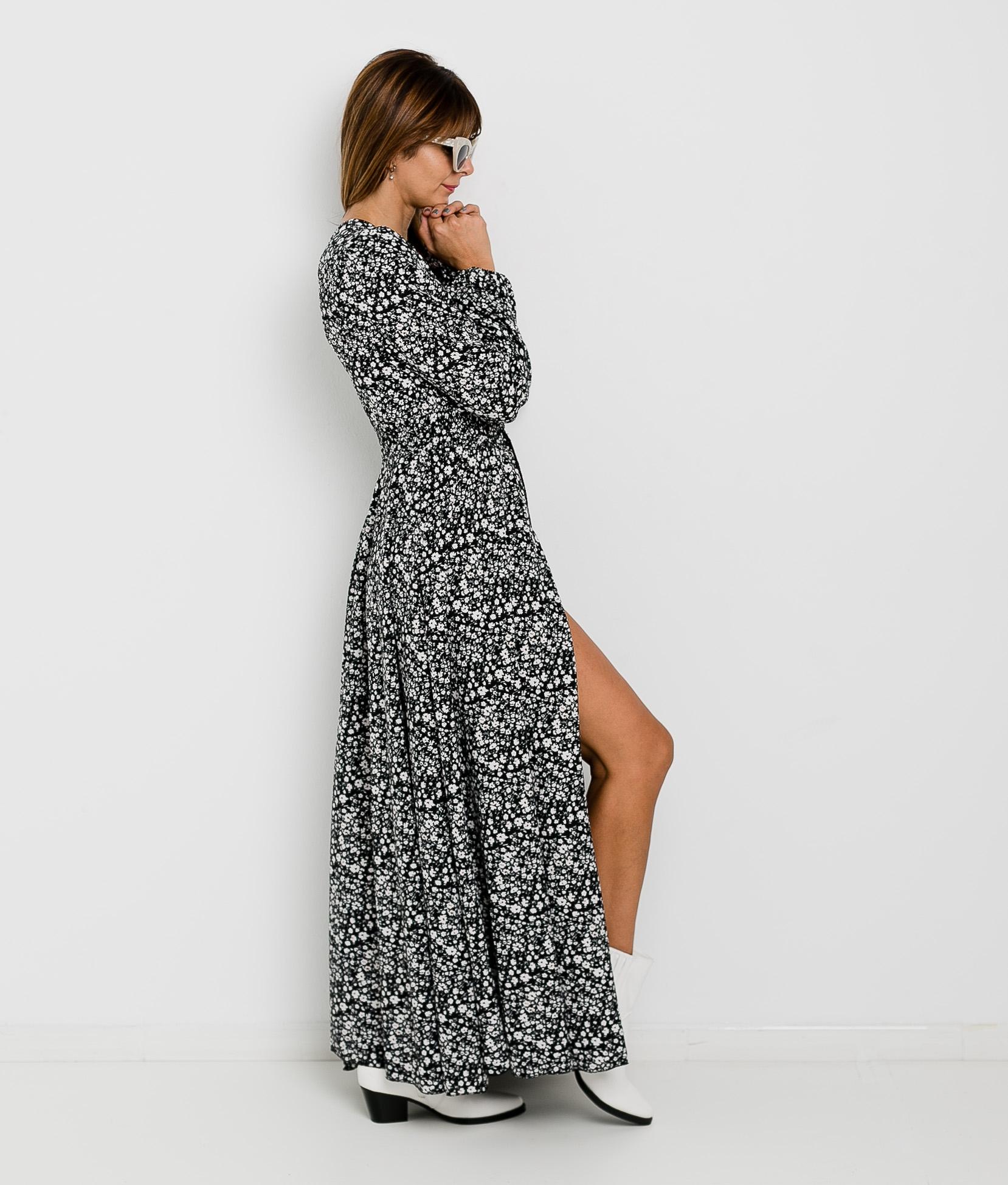 Vestido Nigiri - Negro
