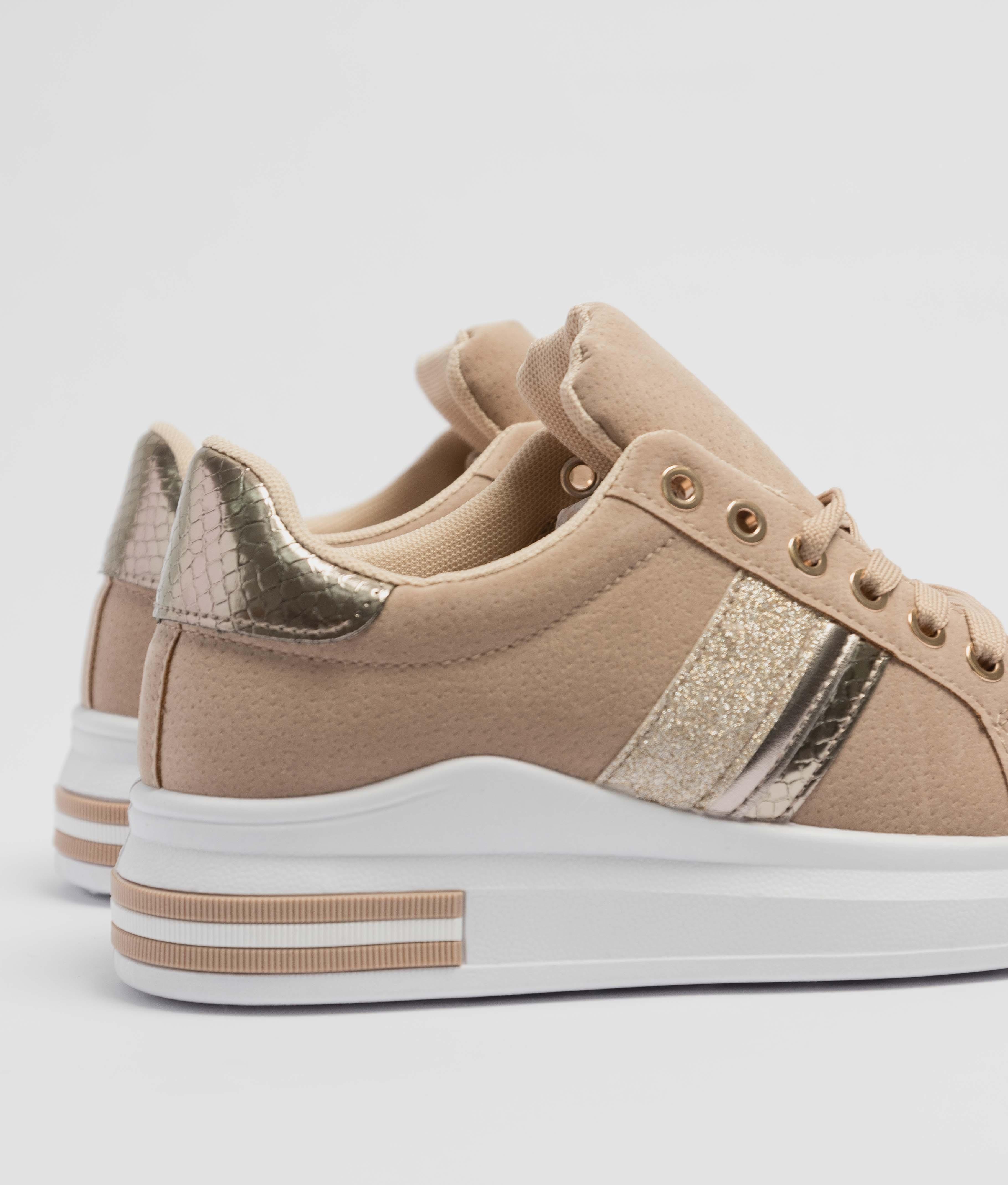 Sneakers Devino - Beige