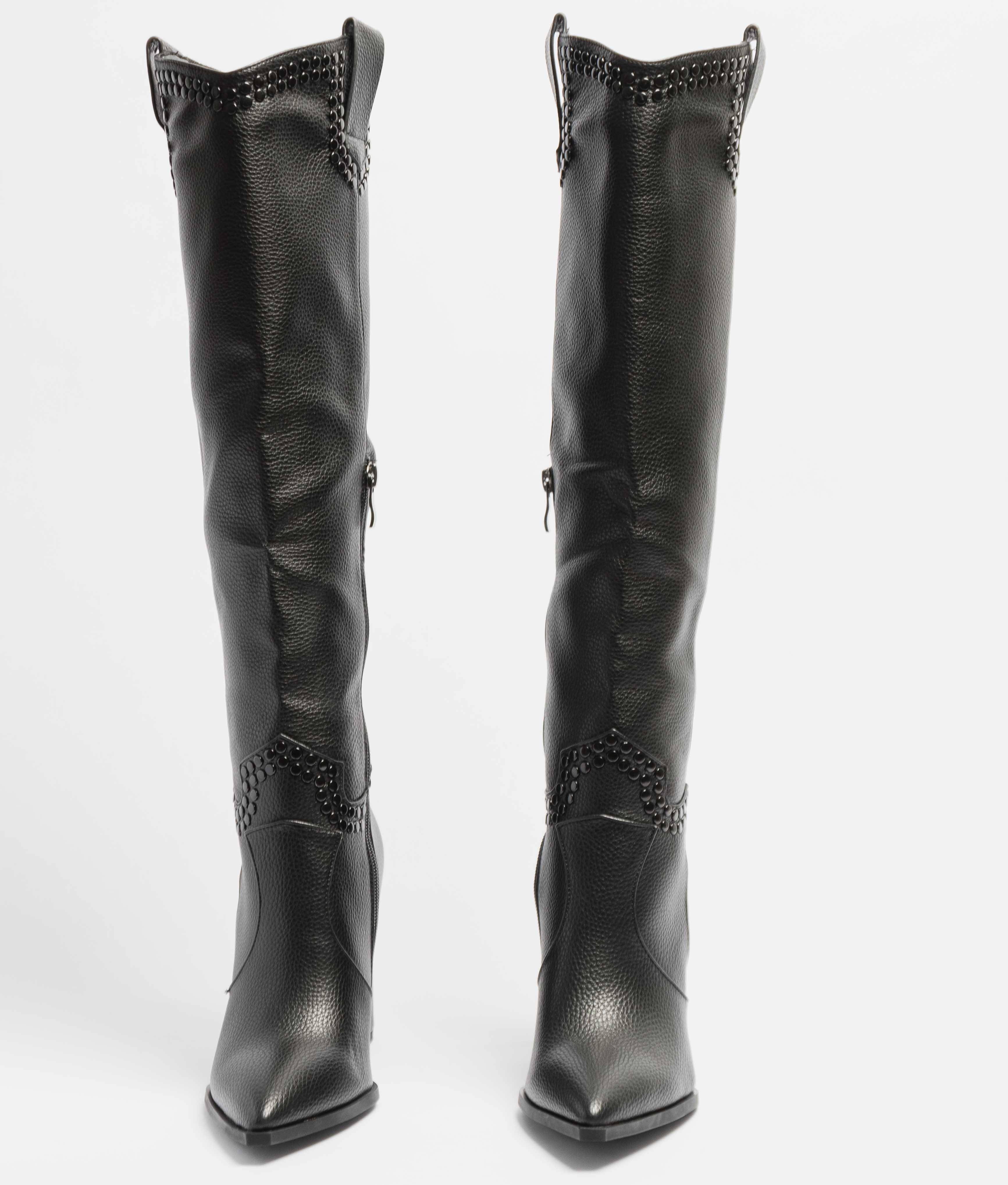 Knee-Length Boot Sulaya - Black