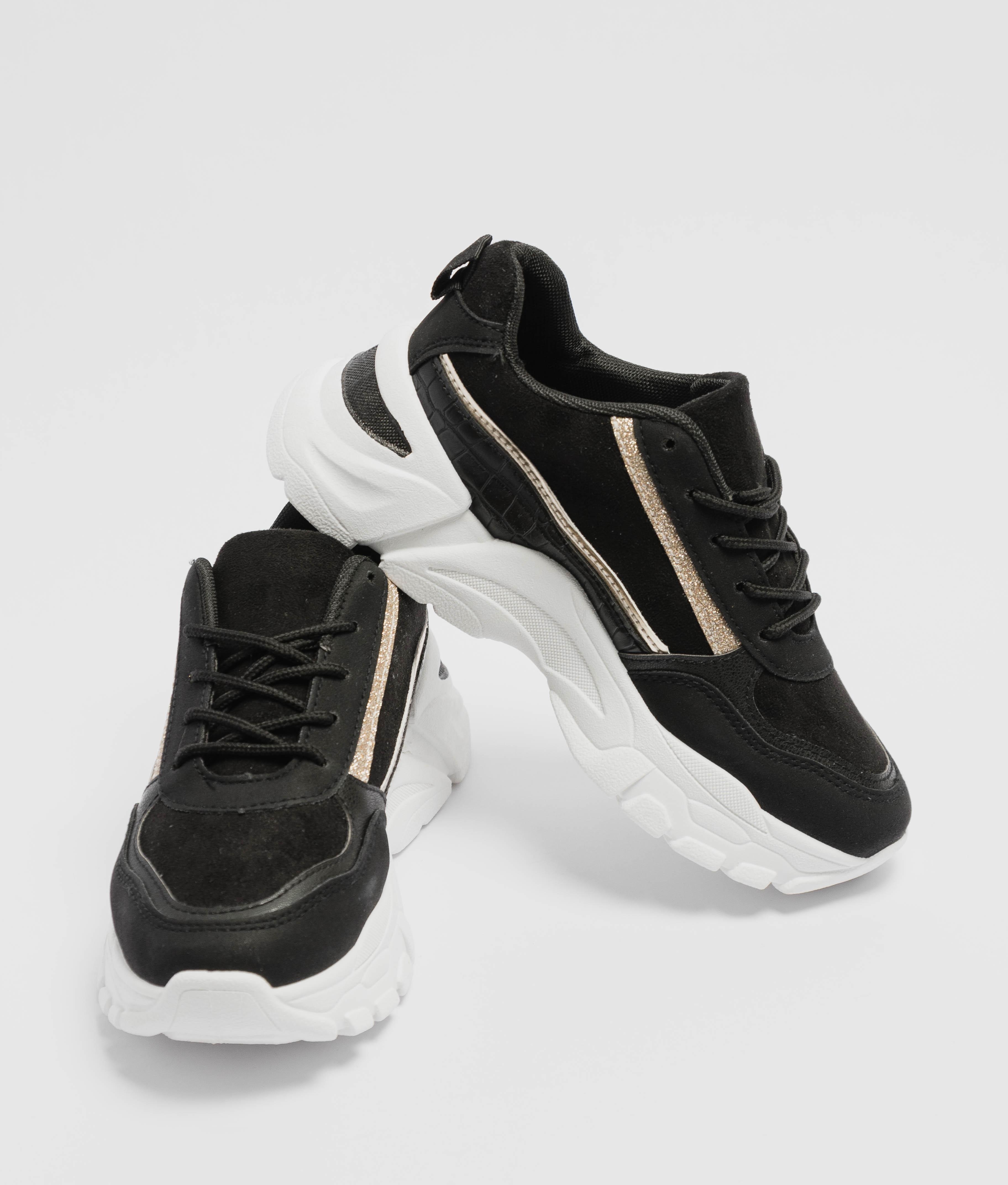 Sneakers Roney - Nero