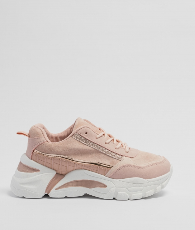 Sneakers Roney - Rosa