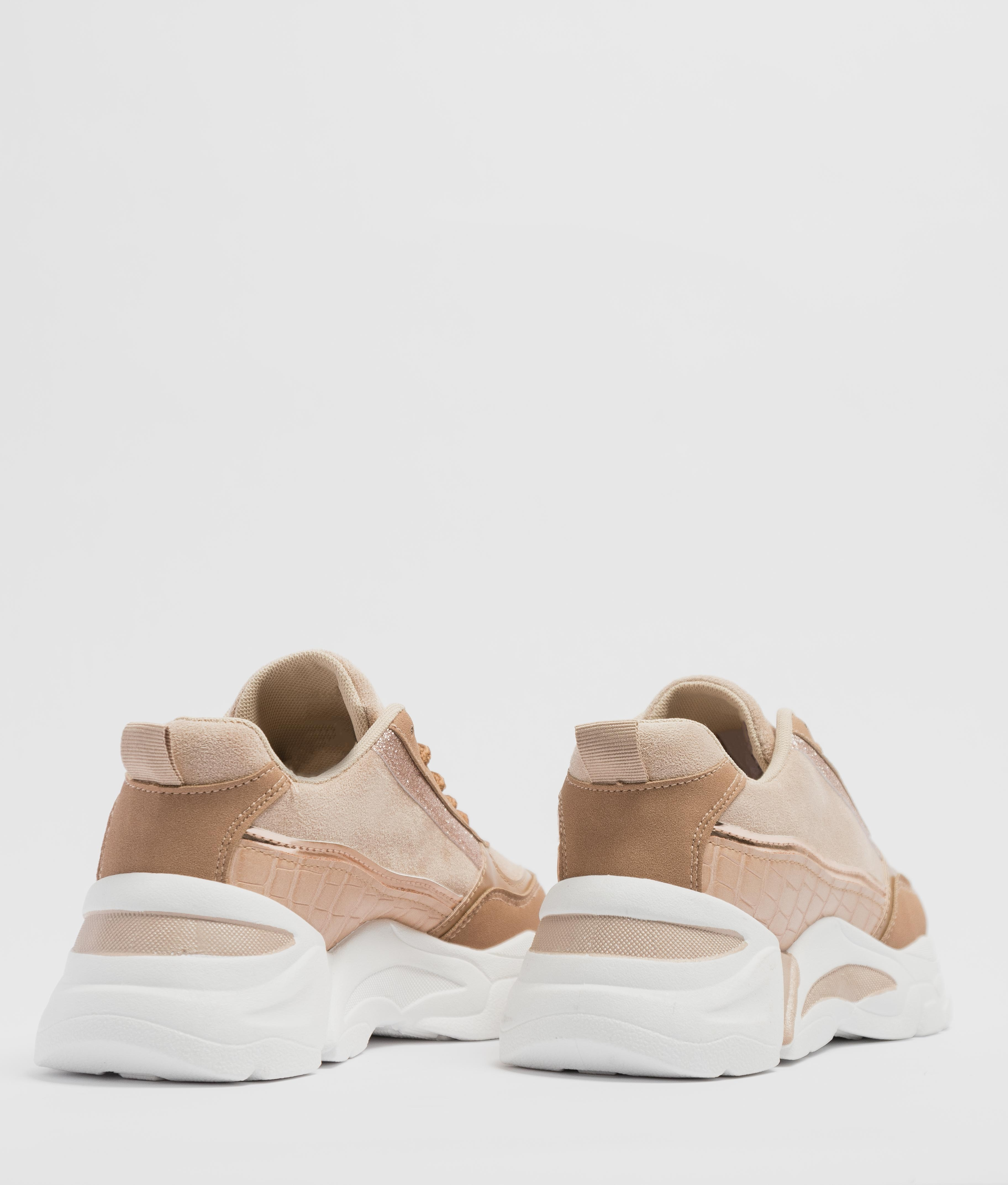 Sneakers Roney - Khaki