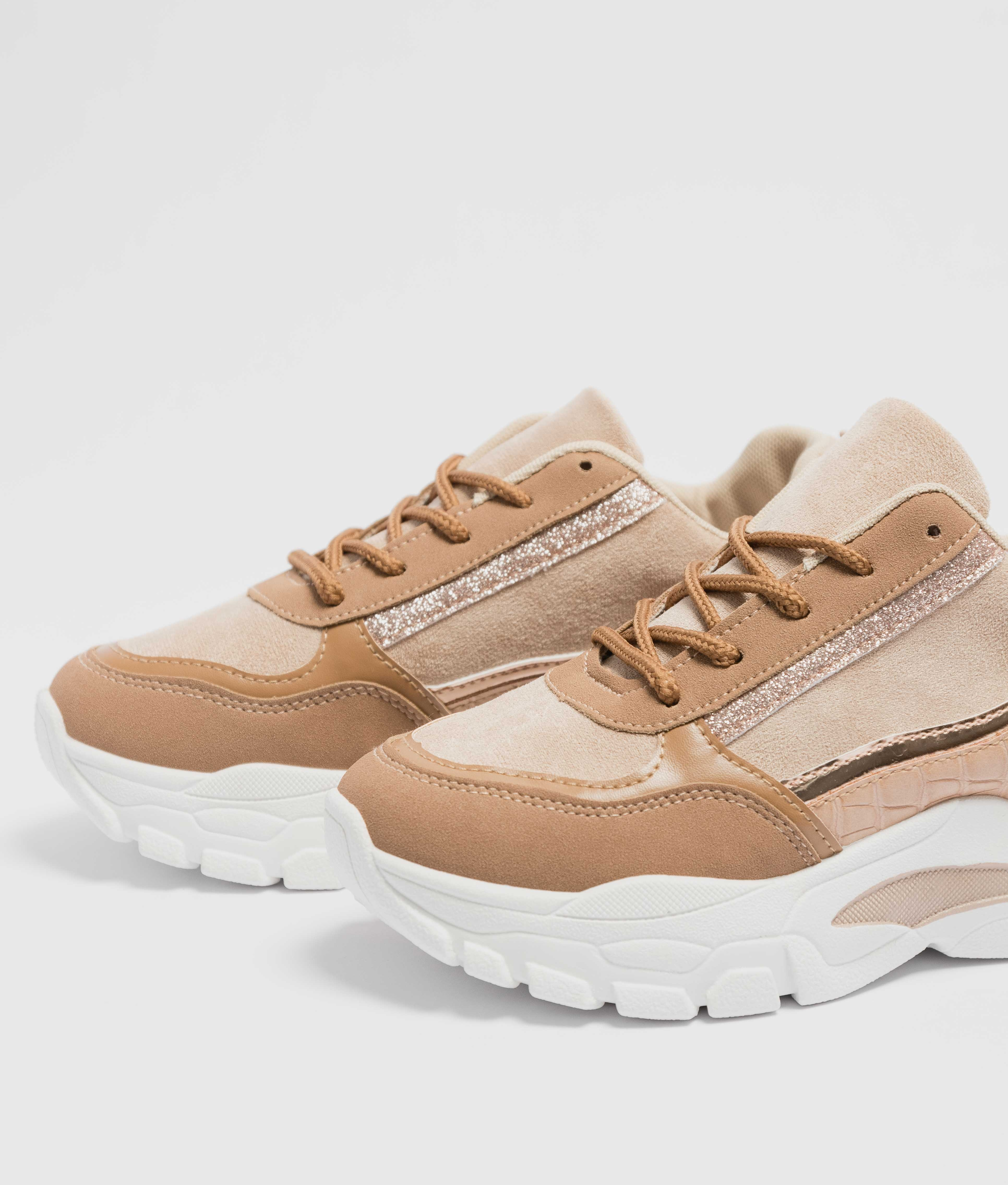 Sneakers Roney - Kaki
