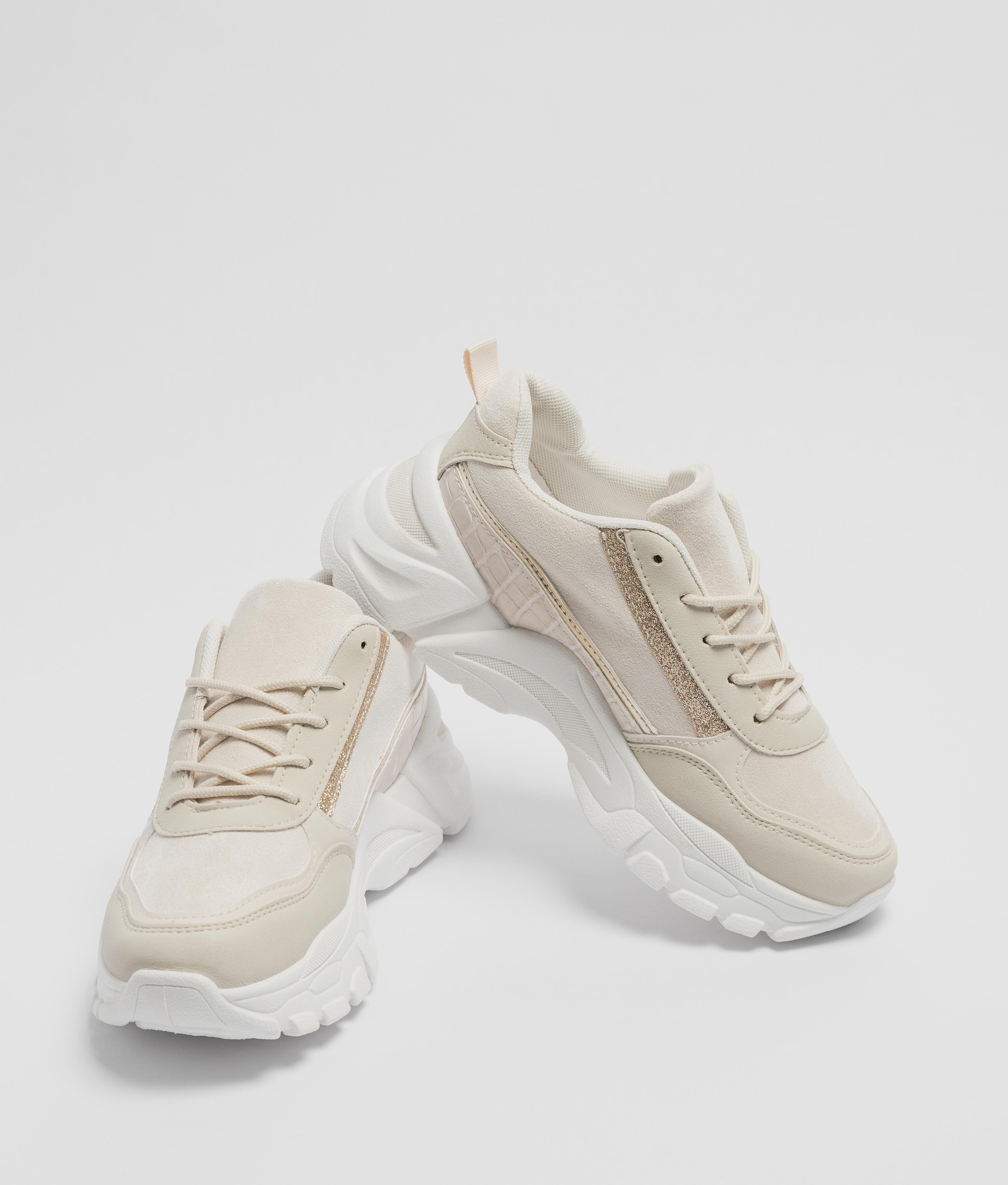 Sneakers Roney - Beige