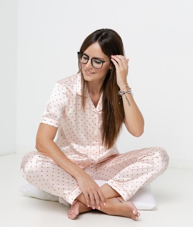 Pijama Quore - Rosa