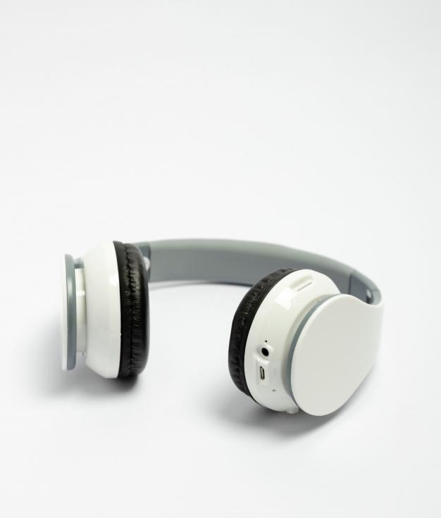 Auriculares Rayel - Blanco
