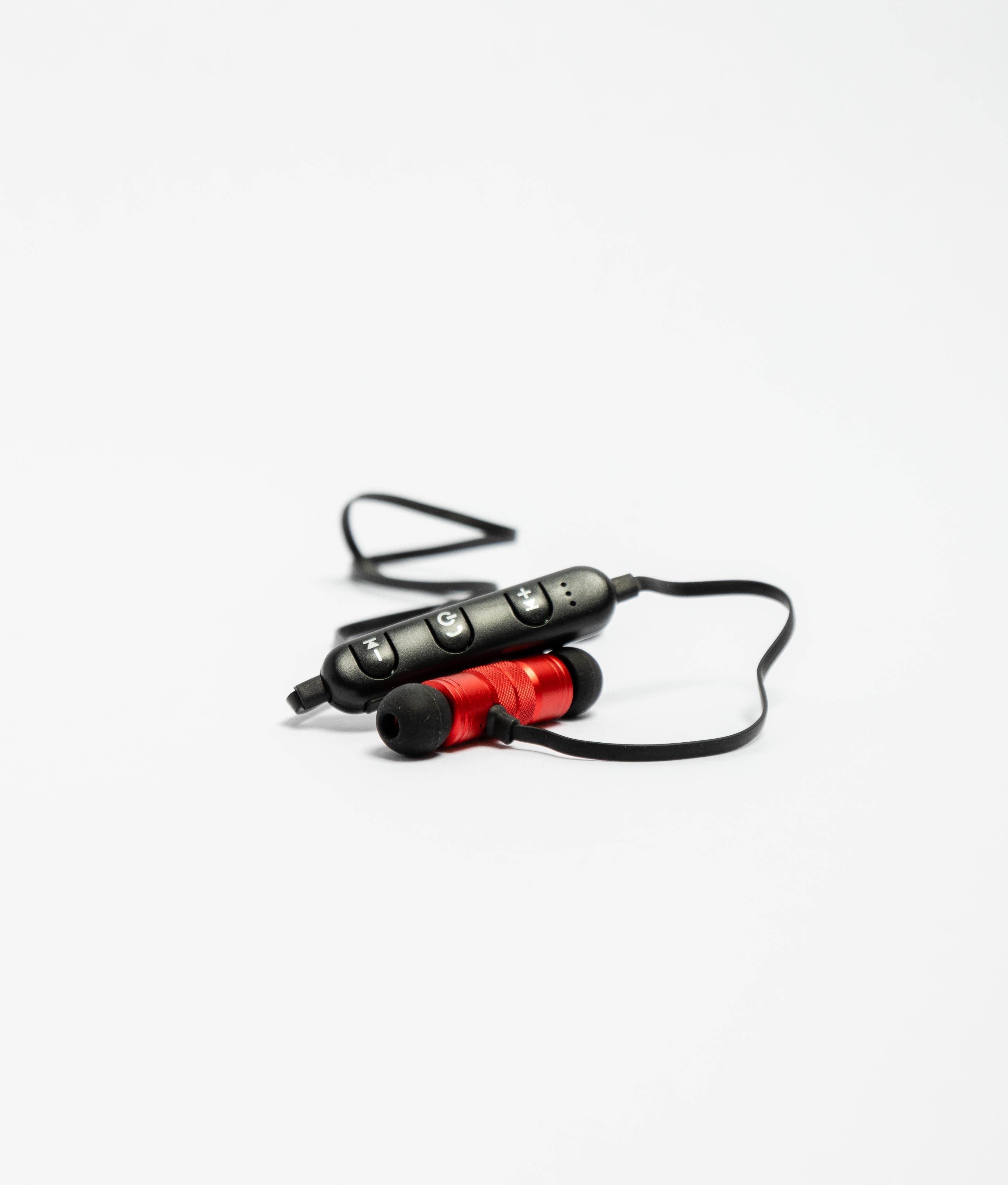 Auriculares Flume - Rojo