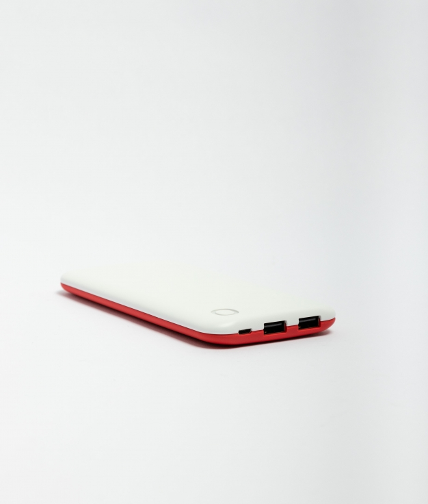 Batería Externa - Rojo