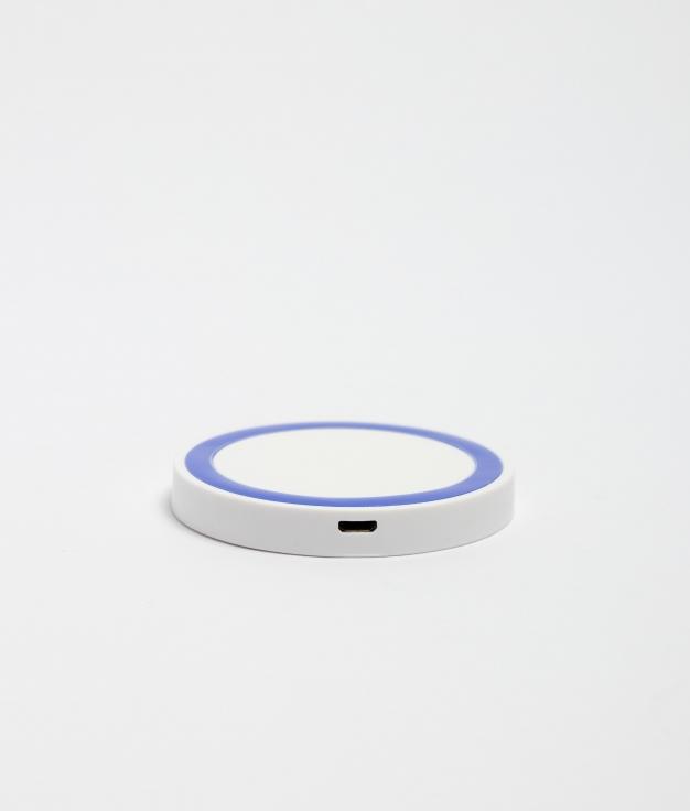 Cargador Inalámbrico Lander - Azul