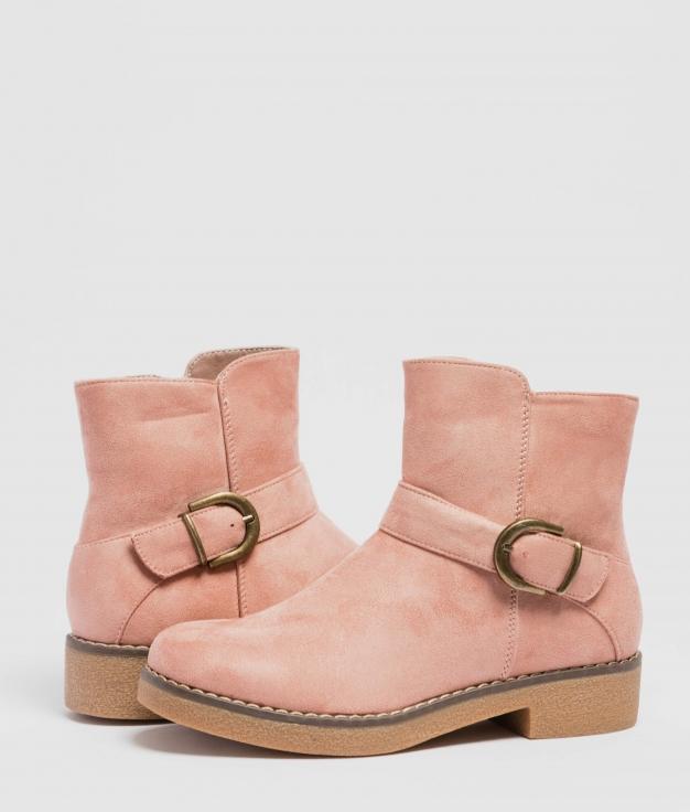 Boot Petite Yusan - Rose