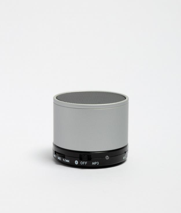 Altavoz Bluetooth Garrix - Plata