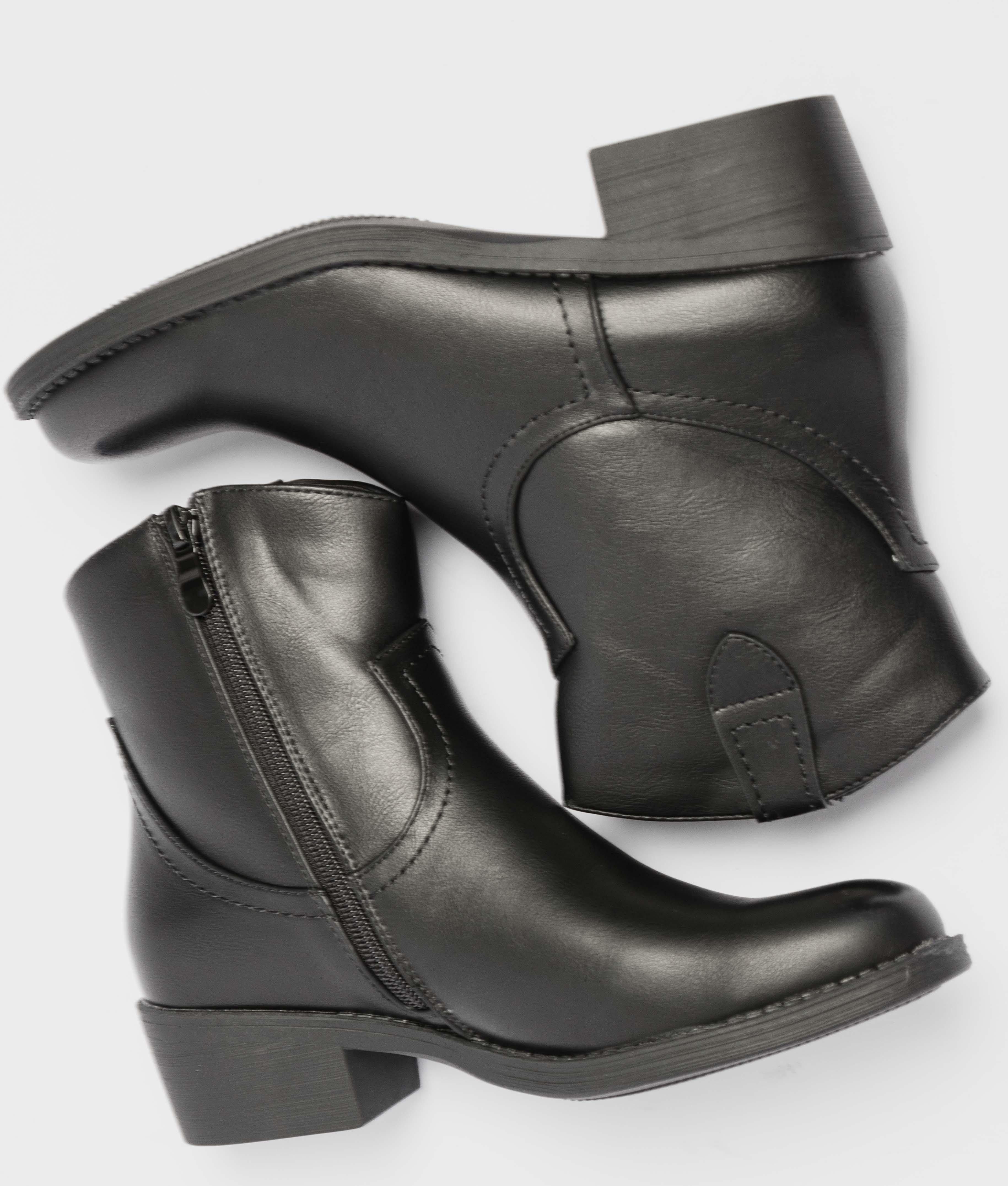 Low Boot Liran - Black
