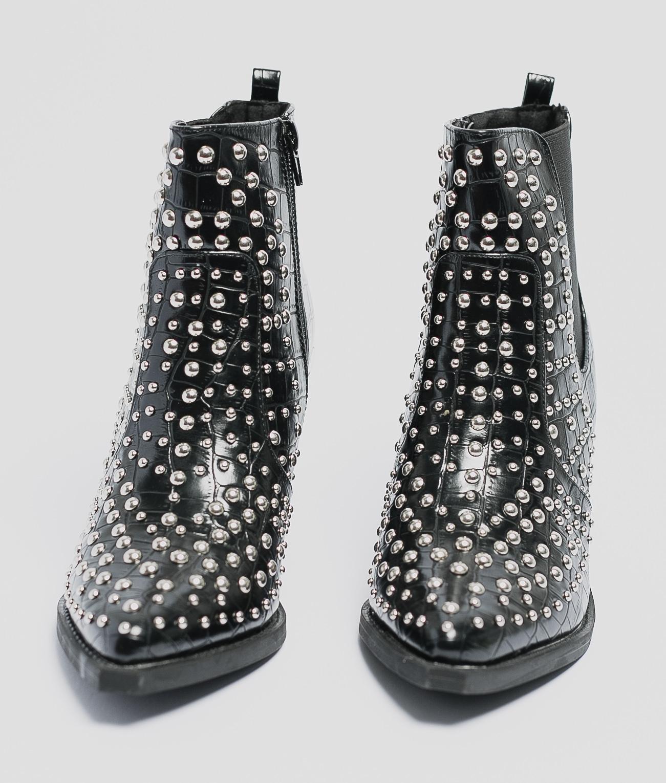 Low Boot Andara - Black