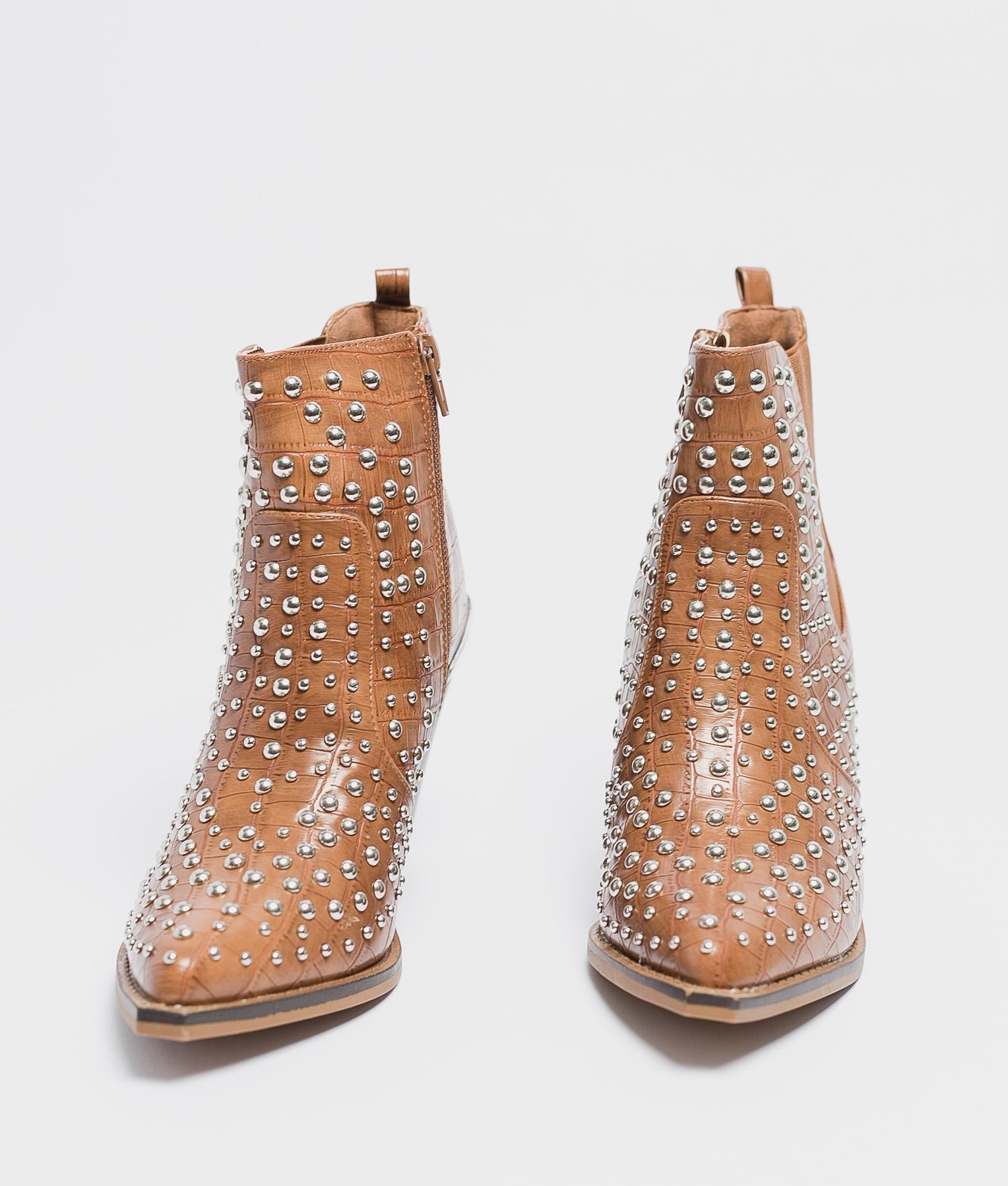 Low Boot Andara - Camel